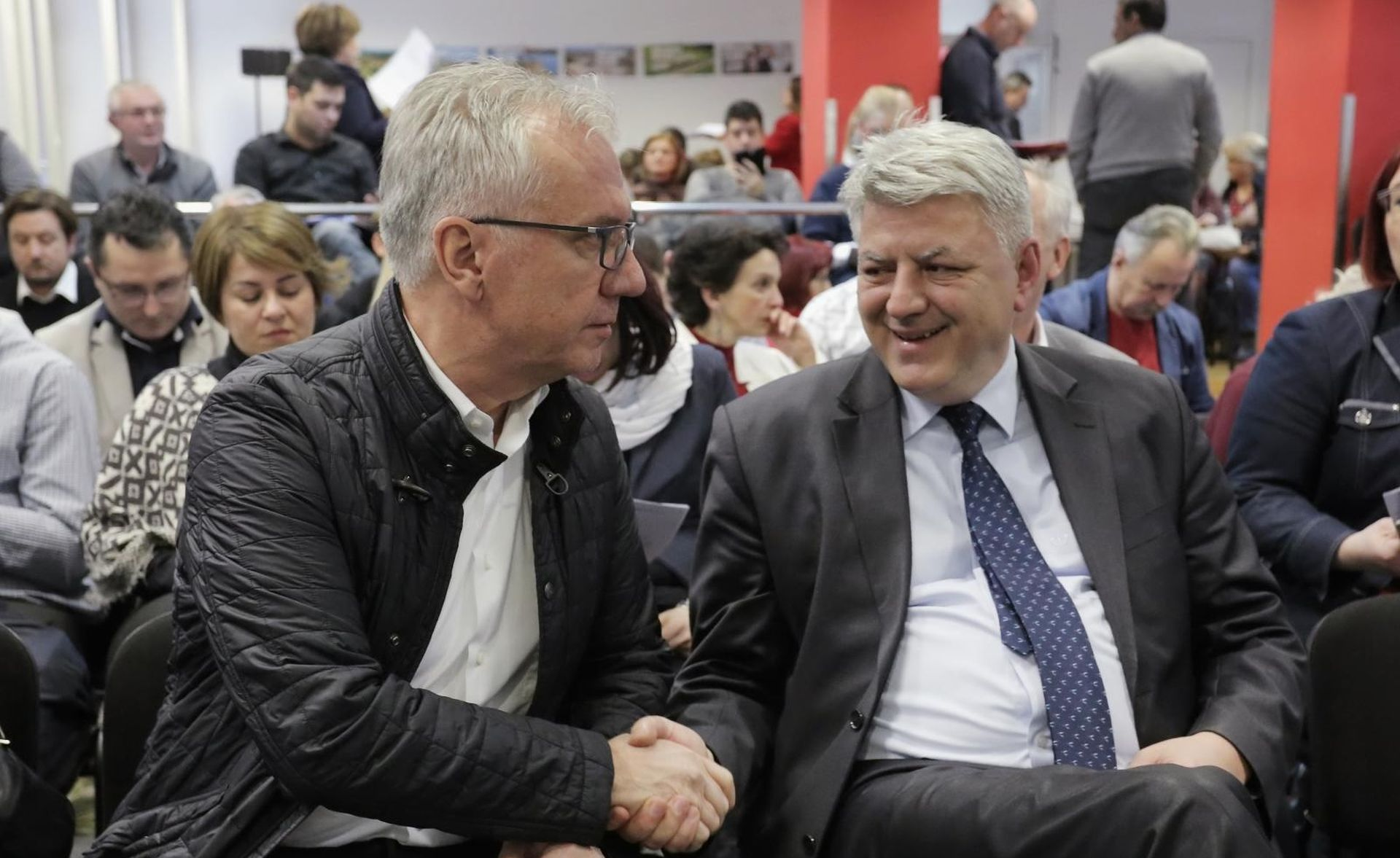 Iznenada sazvano Predsjedništvo SDP-a: Sprema se novi udar na Bernardića
