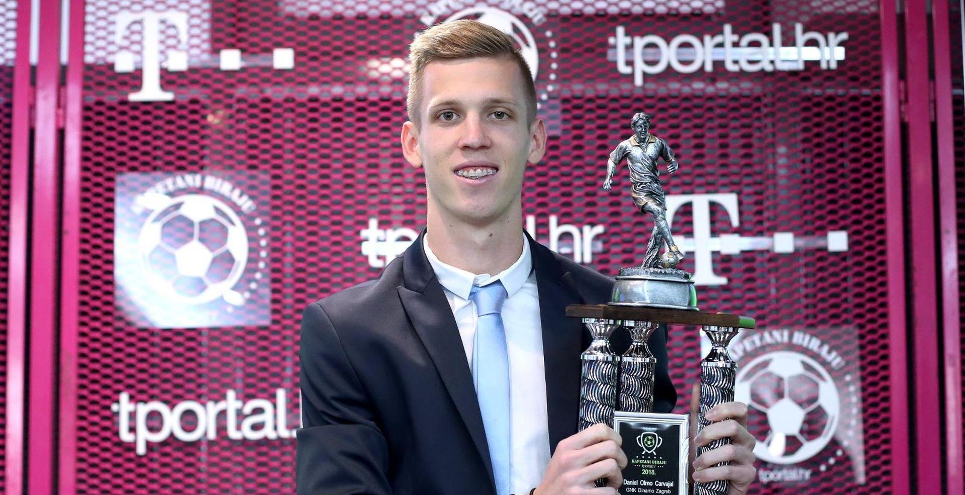 Dani Olmo najbolji nogometaš godine u anketi tportala