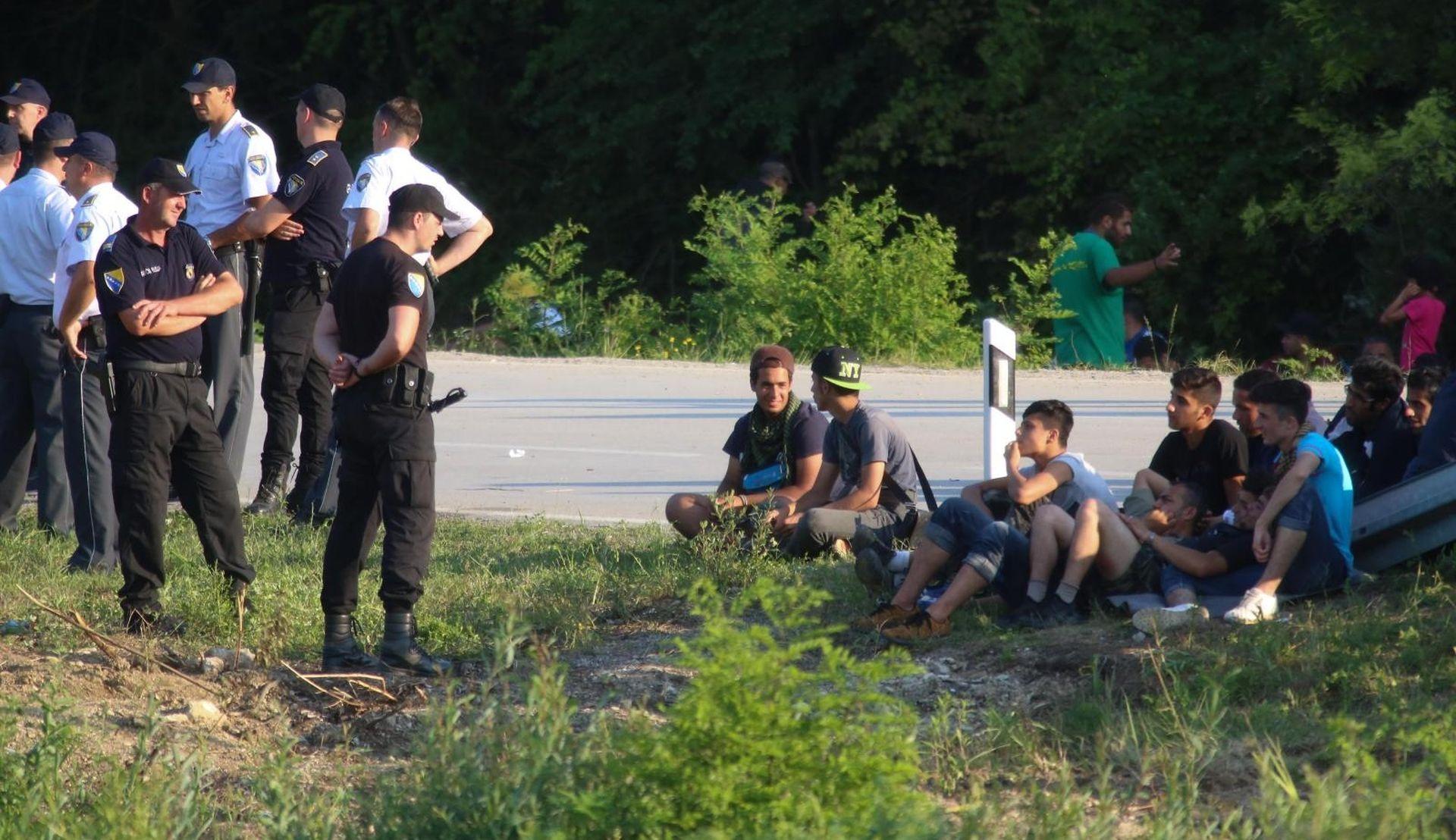Frontex stiže na granicu BiH i Hrvatske