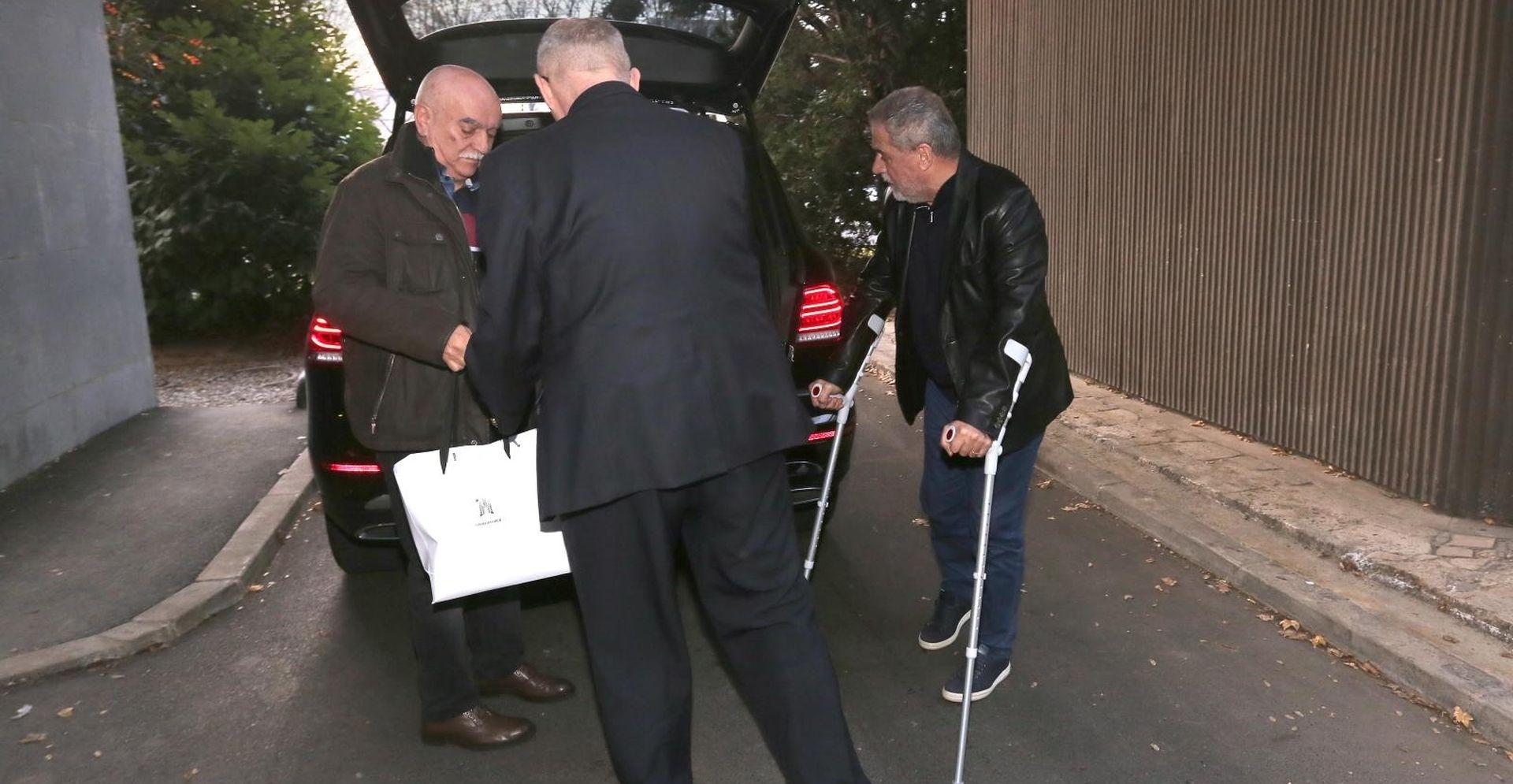 Milan Bandić izašao iz bolnice