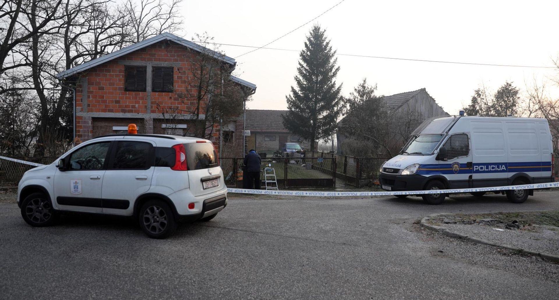 U požaru kuće kod Sesveta poginula jedna osoba