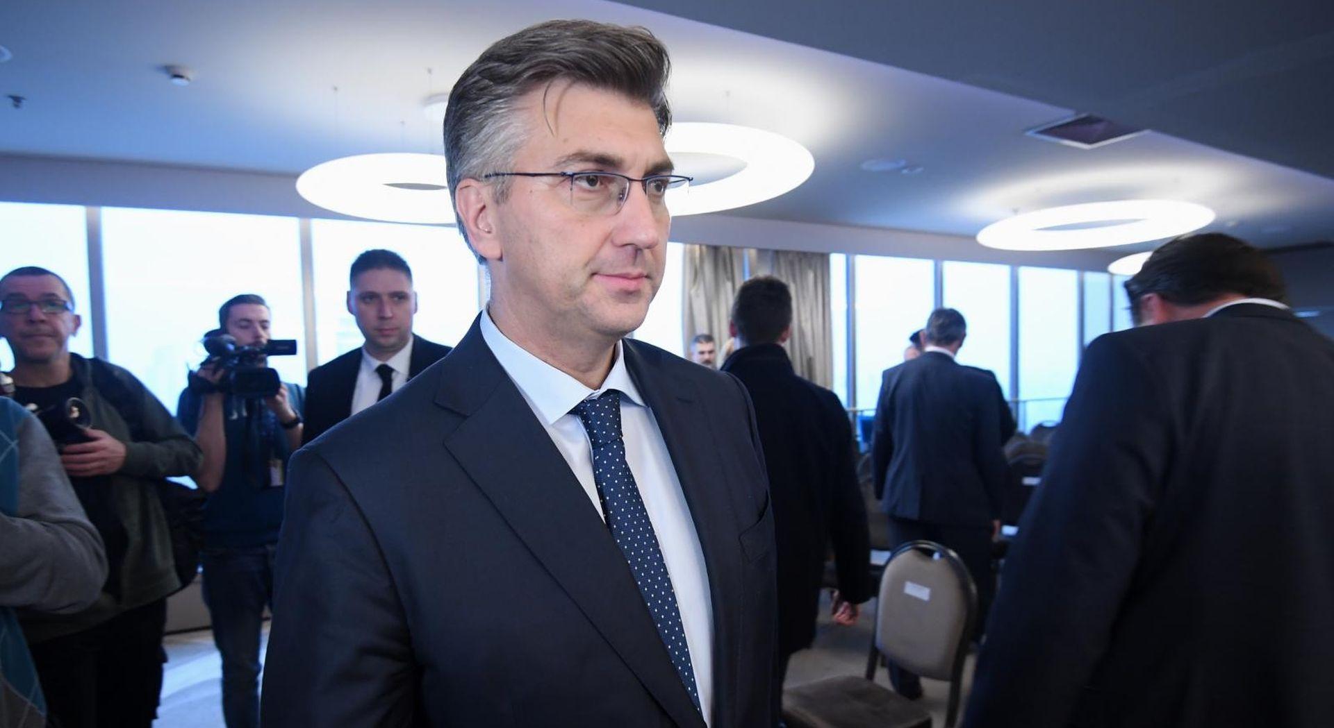 """PLENKOVIĆ """"Nismo zemlja u kojoj se zabranjuju političke stranke"""""""