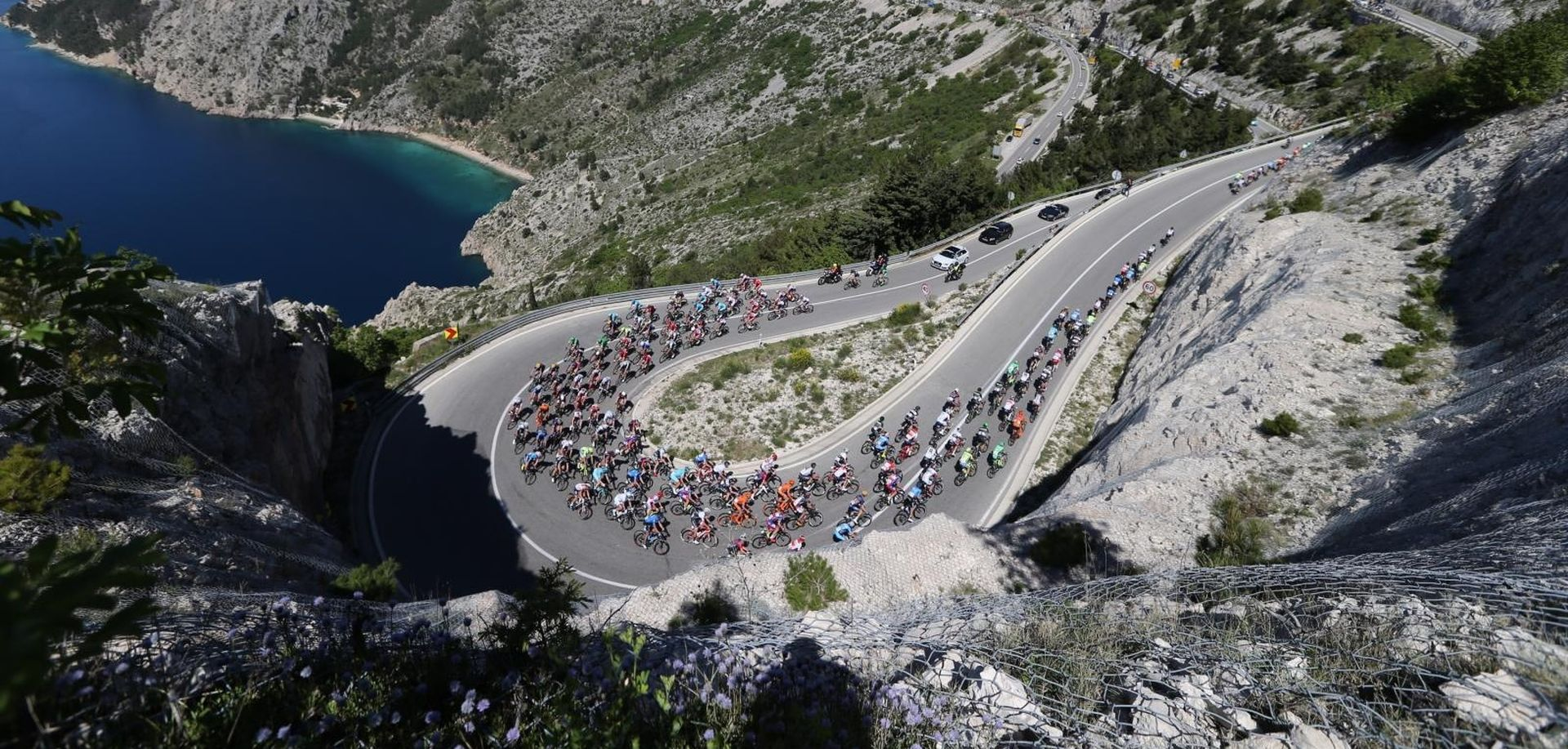 Peti Tour of Croatia u travnju 2019. godine