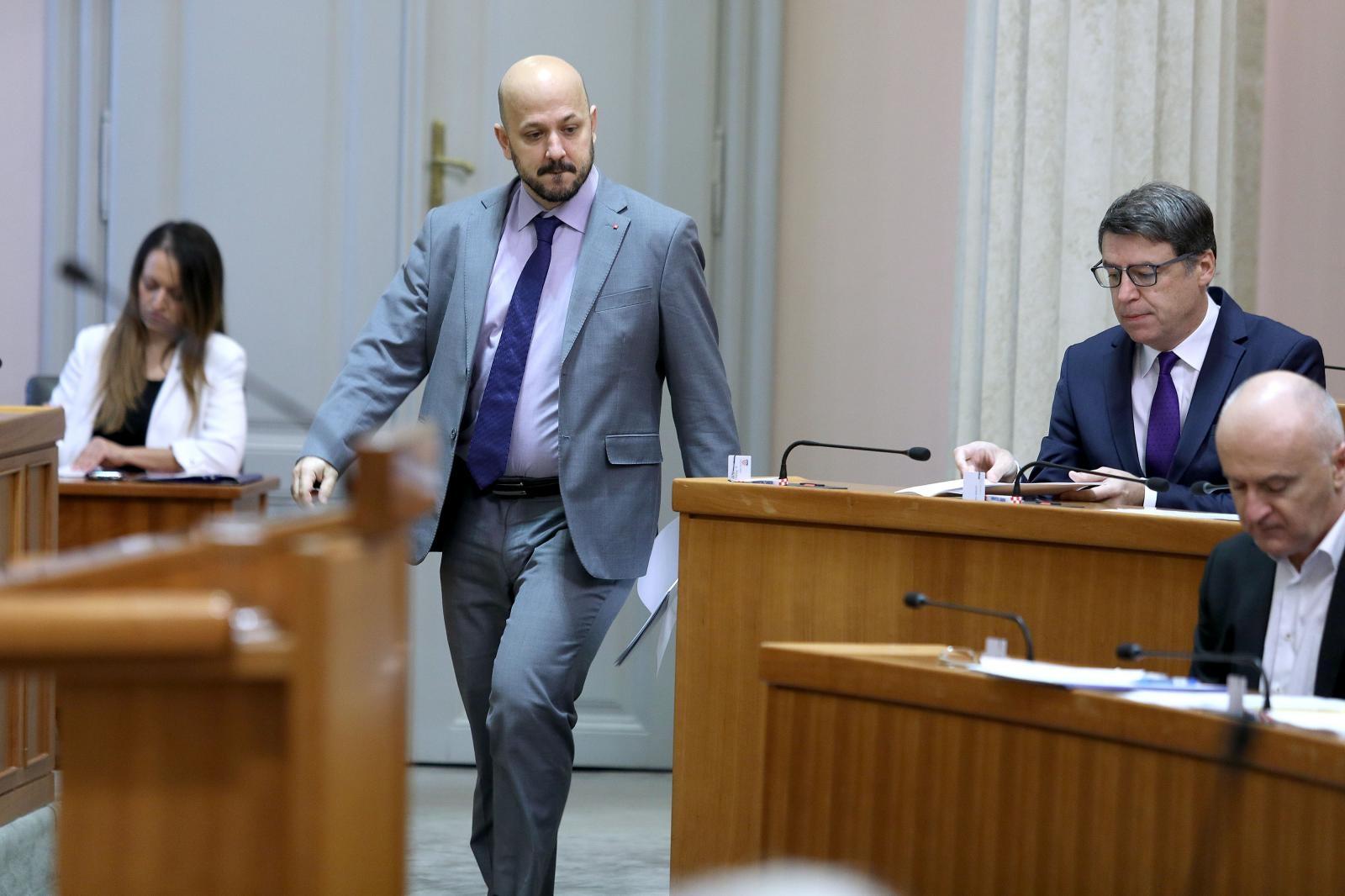 MARAS 'Vrdoljak će Sabor u idućem sazivu gledati samo na televiziji'