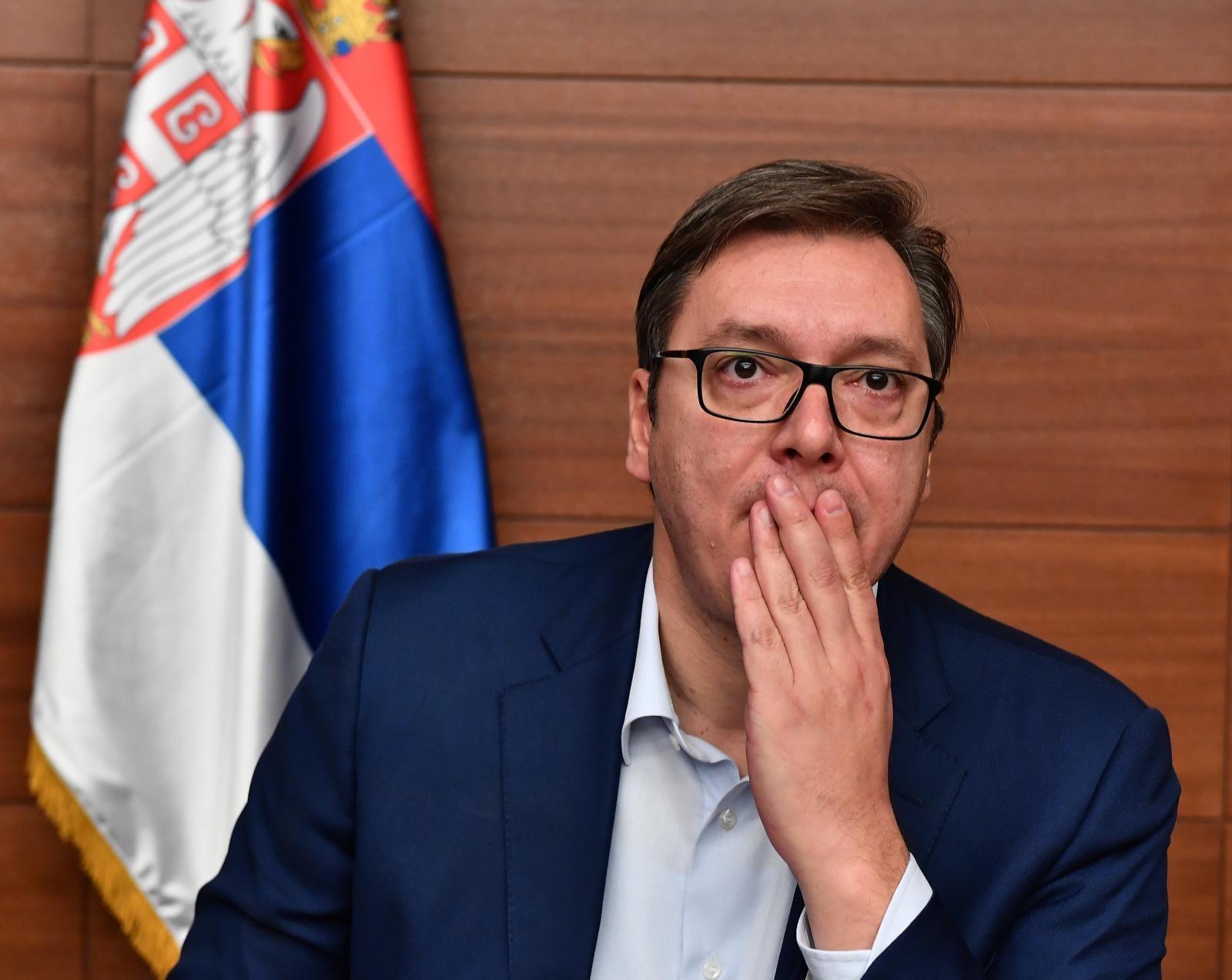 Vučiću nagrada Zlatni lav za mir, propustio dodjelu zbog krize na Kosovu