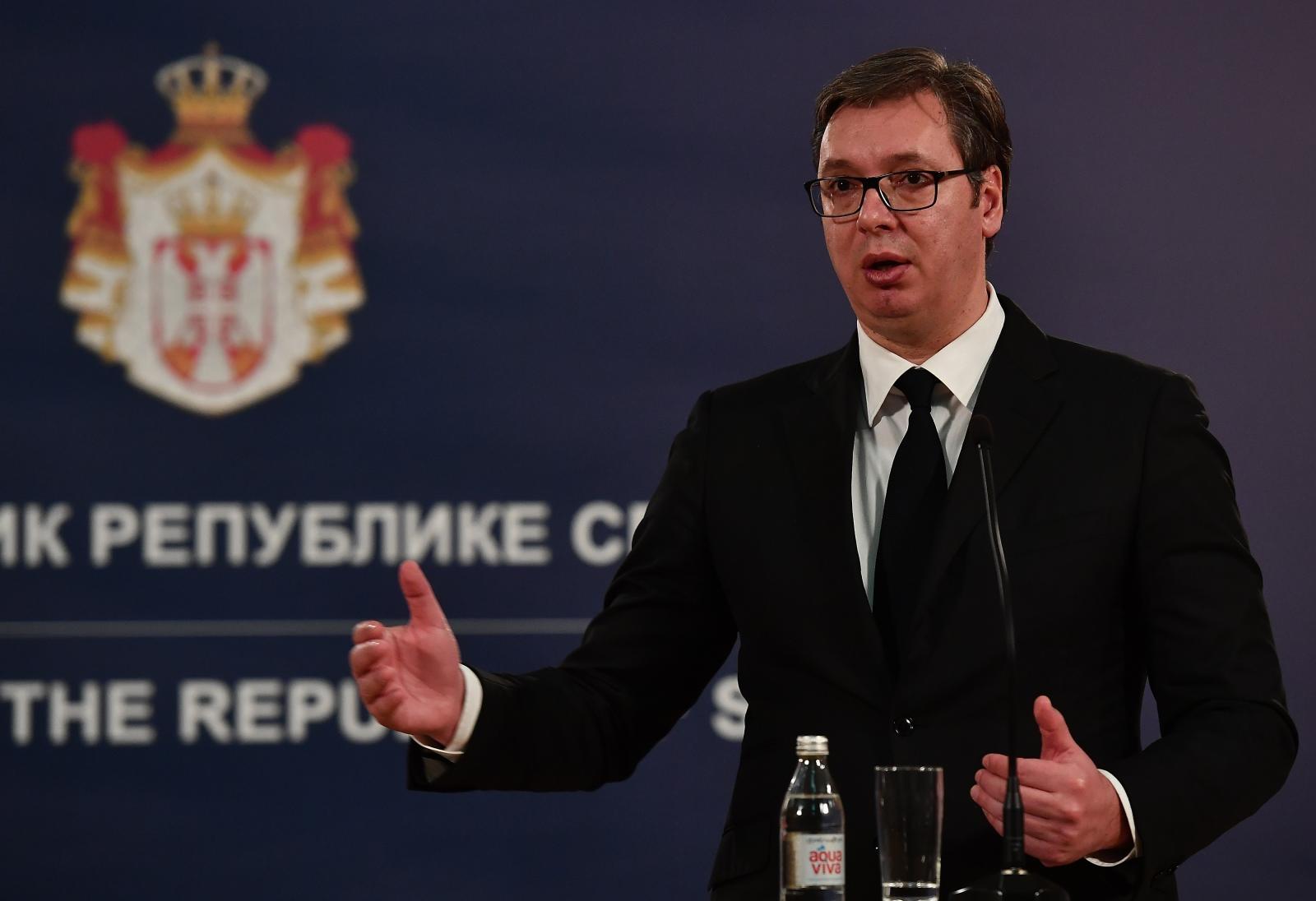 """Vučić ponovno optužio susjede da im smeta """"snažna Srbija"""""""