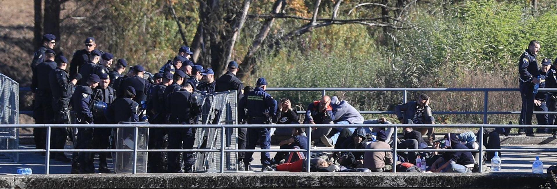 Podignute kaznene prijave protiv hrvatskih policajaca