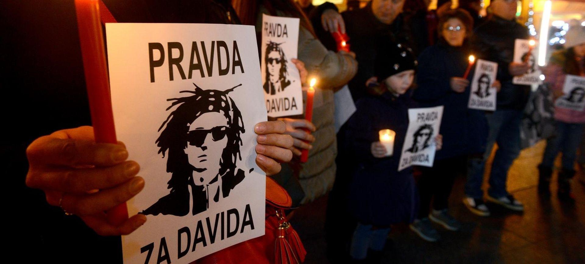 """BANJA LUKA Policija zabranila sve prosvjede skupine """"Pravda za Davida"""""""