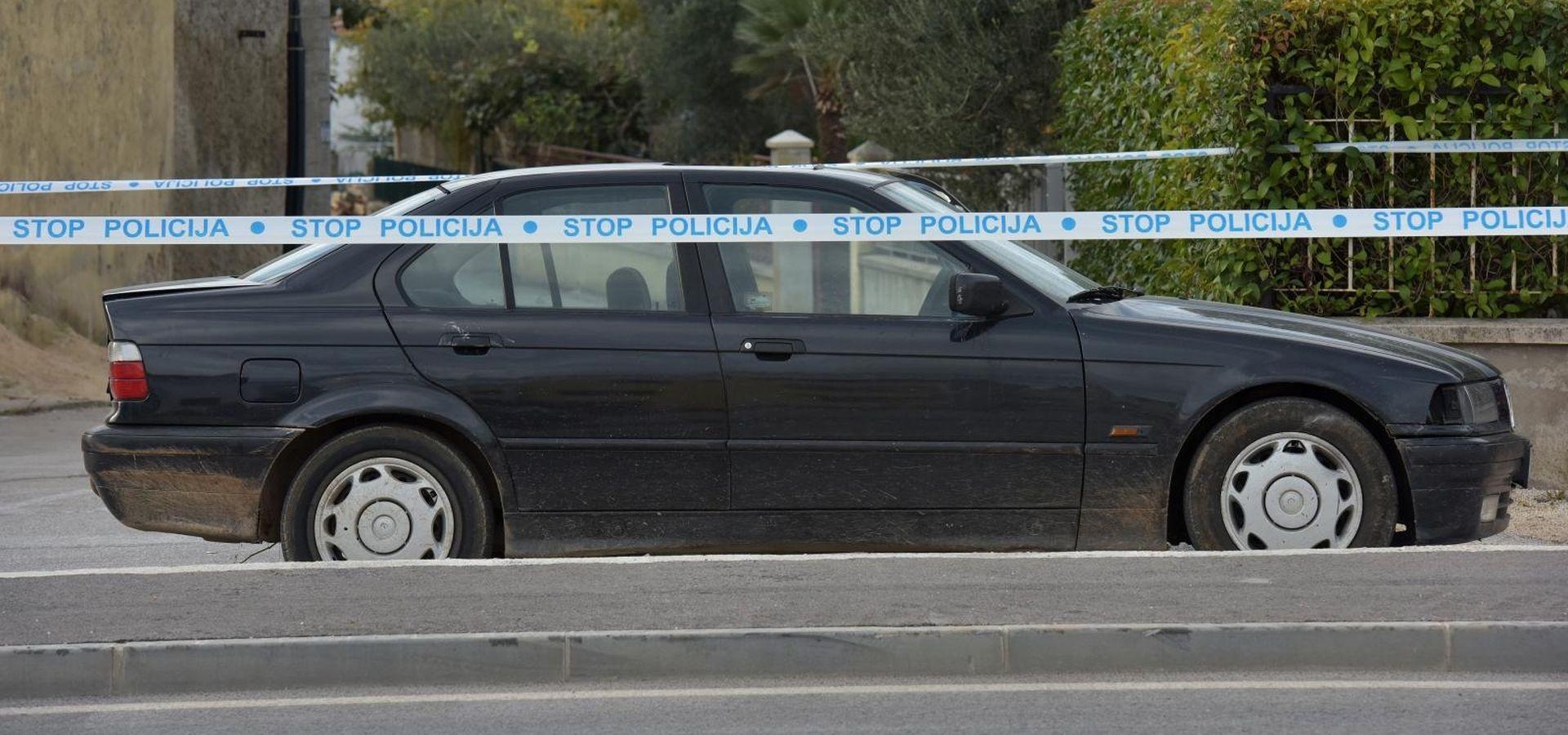 Uhićen bjegunac koji je BMW-om htio pregaziti policajce
