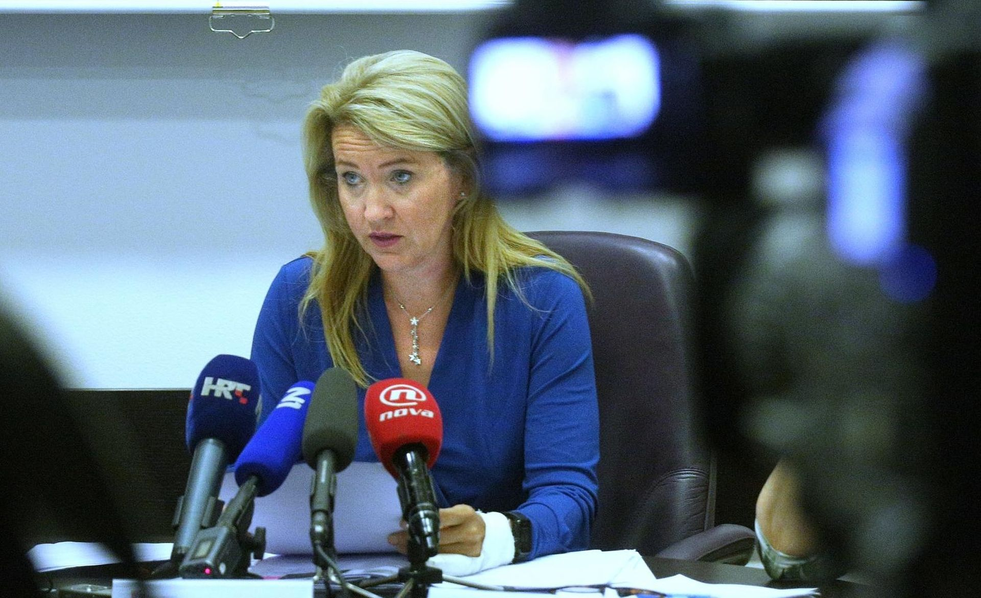 Povjerenstvo odlučuje o Zdravku Mariću i Martini Dalić