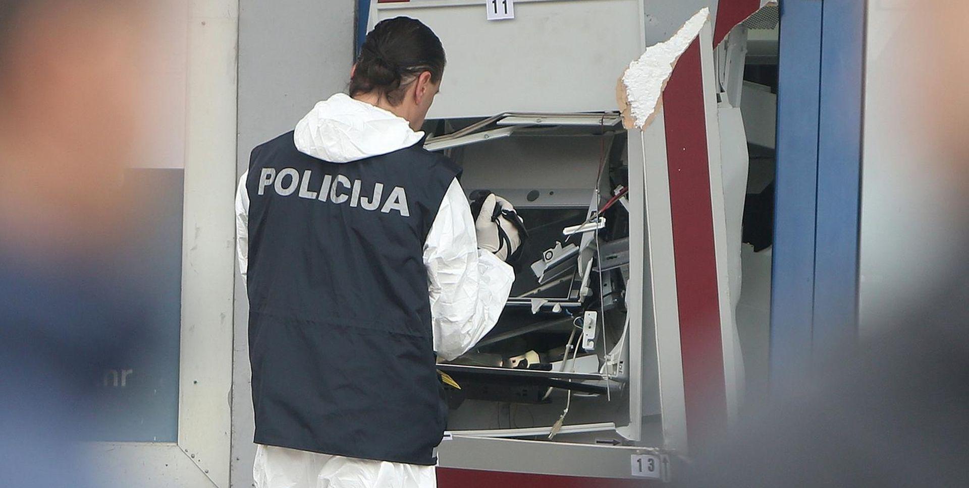 Dvojica istarskih policajaca uhićena zbog sumnje na krađu novca