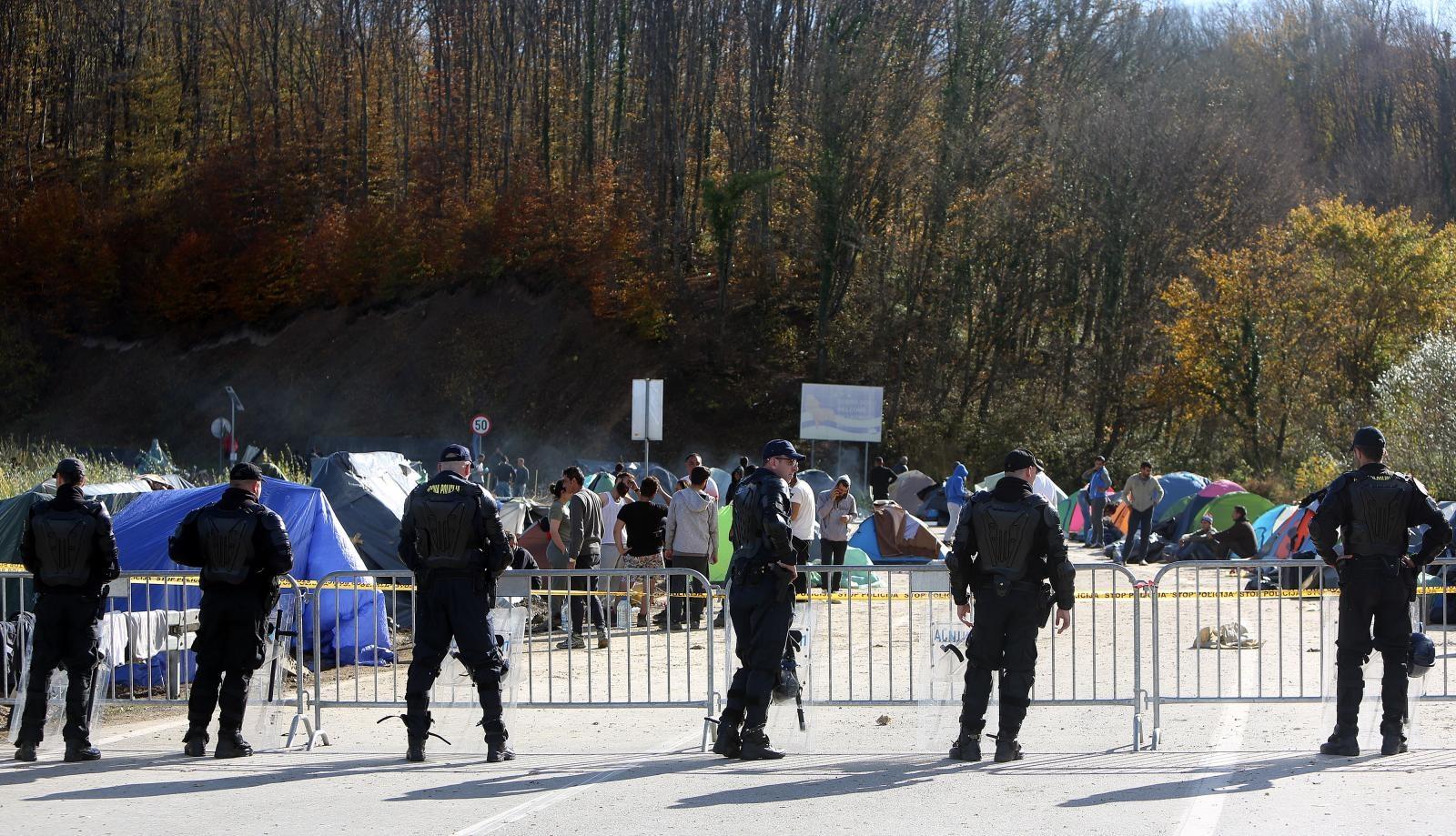Ministar sigurnosti BiH tvrdi da postoje dokazi da hrvatska policija zlostavlja migrante