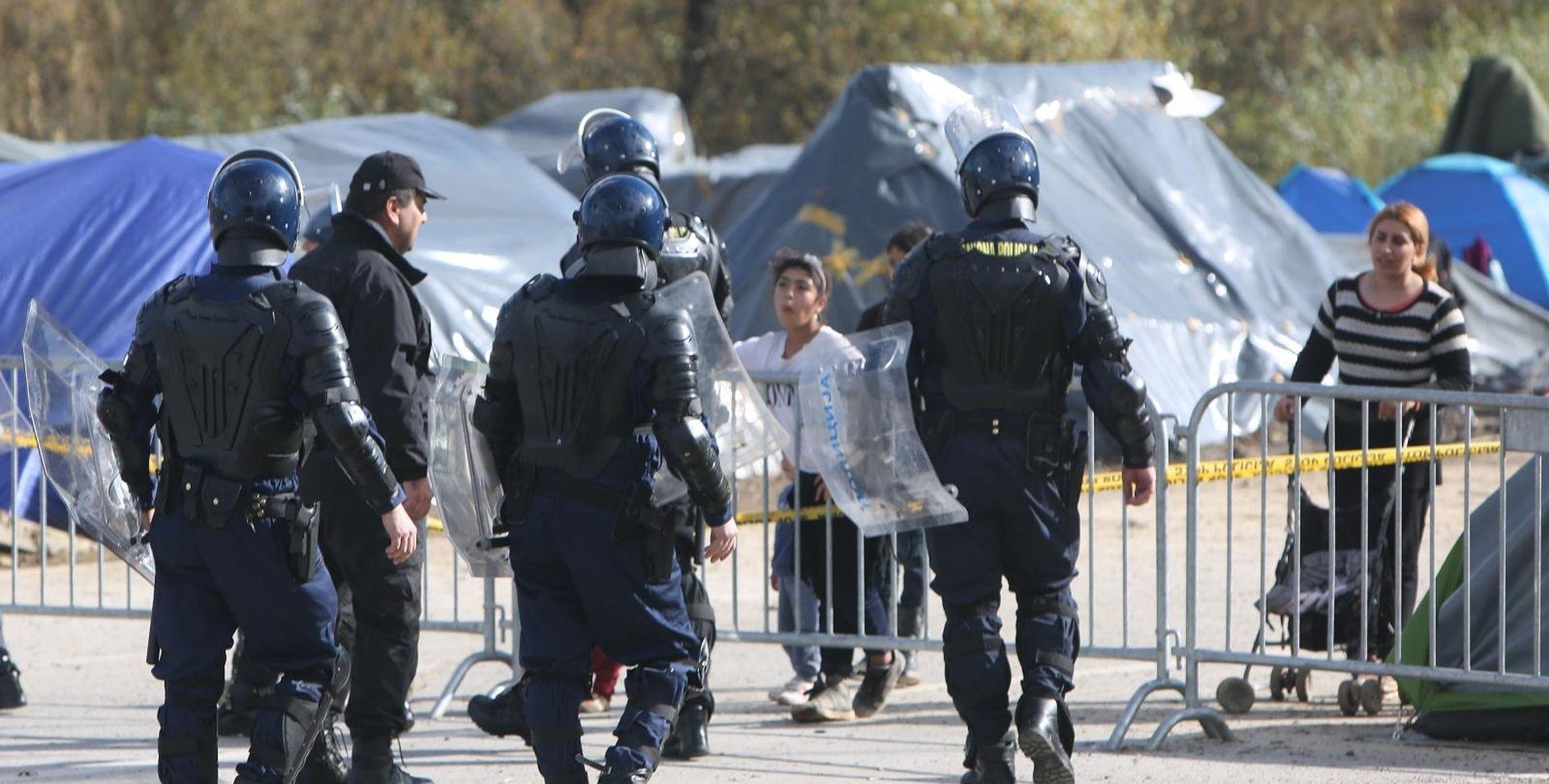 HRW 'Hrvatska ilegalno i nasilno vraća migrante u BiH'
