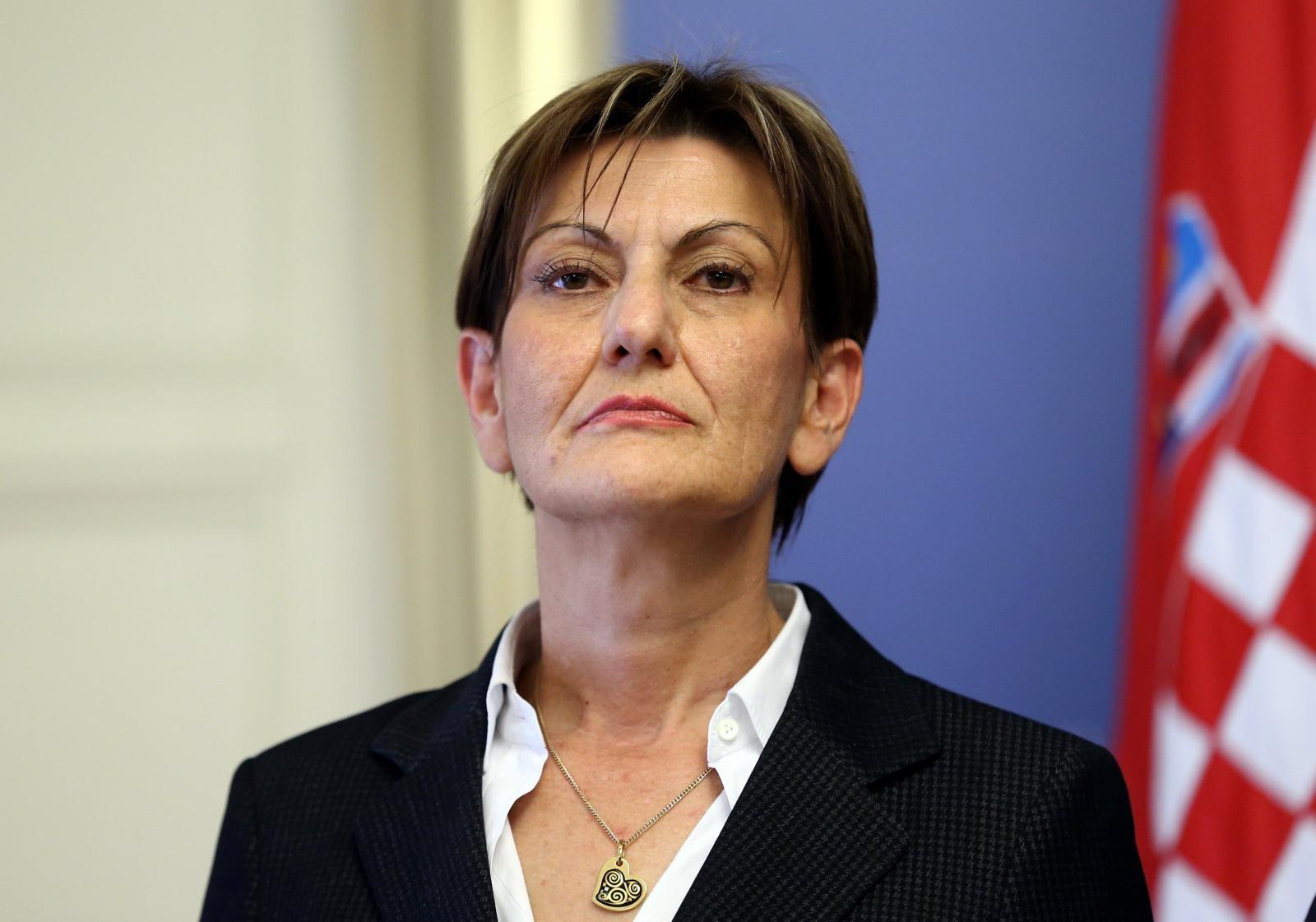 Martina Dalić iznenađena odlukom Povjerenstva o sukobu interesa