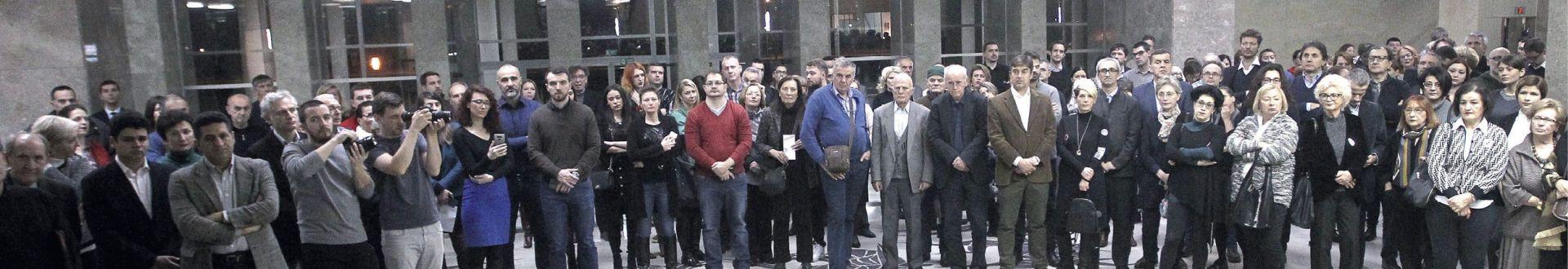 100 GODINA Jugoslavije u Beogradu obilježili hrvatski autori