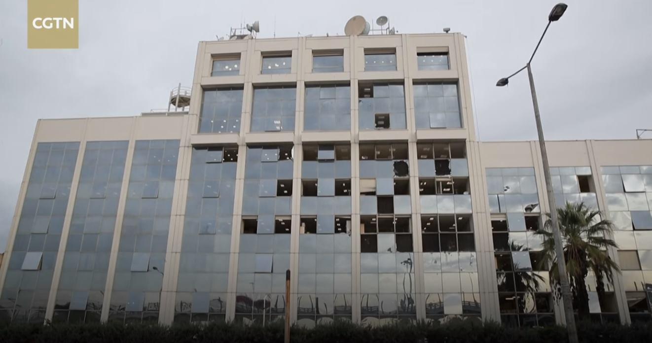 VIDEO: Bombaški napad na sjedište grčke medijske kuće