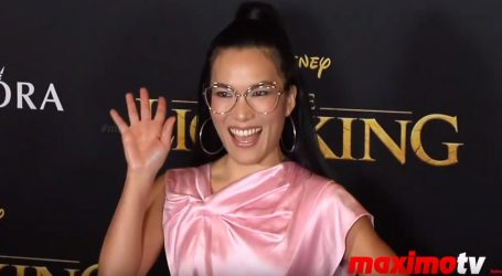 VIDEO: Ali Wong je uvijek dobro raspoložena