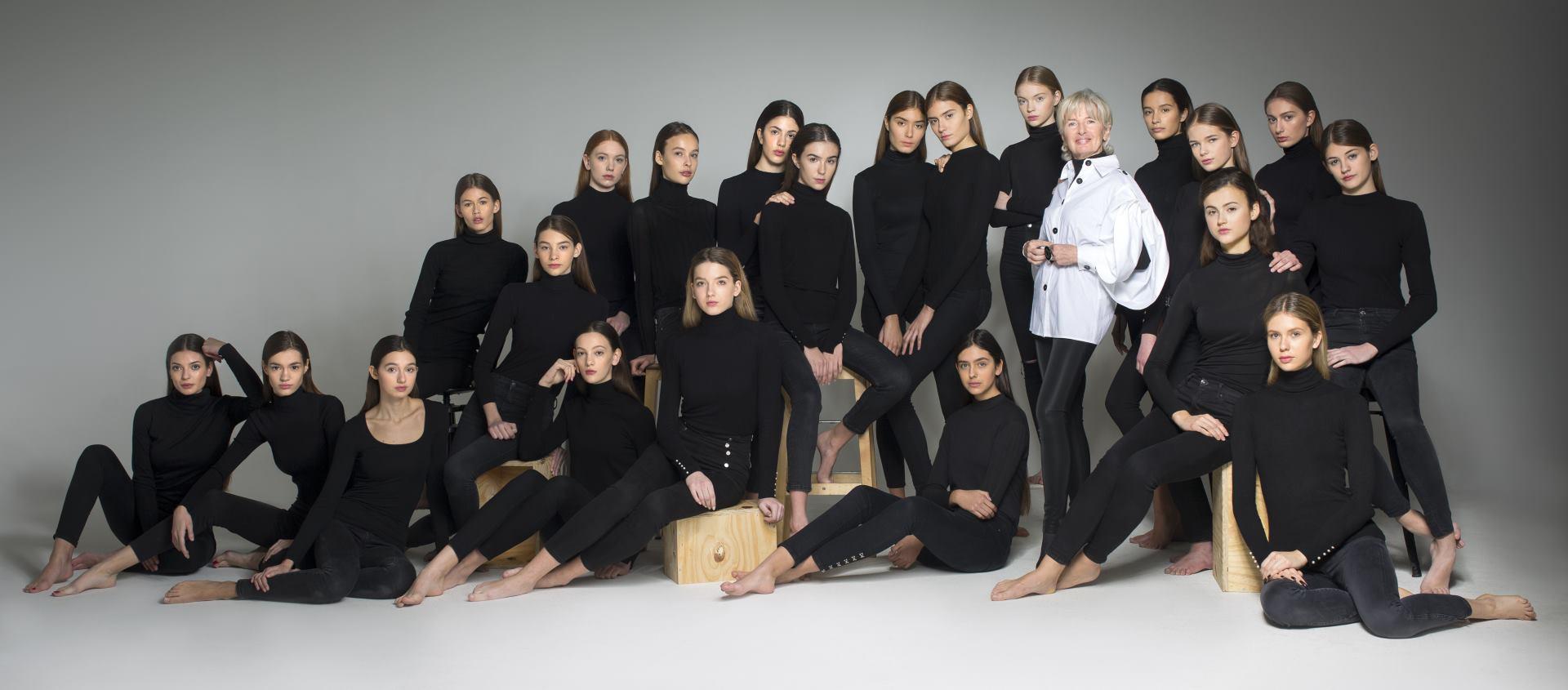 FOTO: Modna agencija 'Talia Model' slavi dvadeseti jubilej