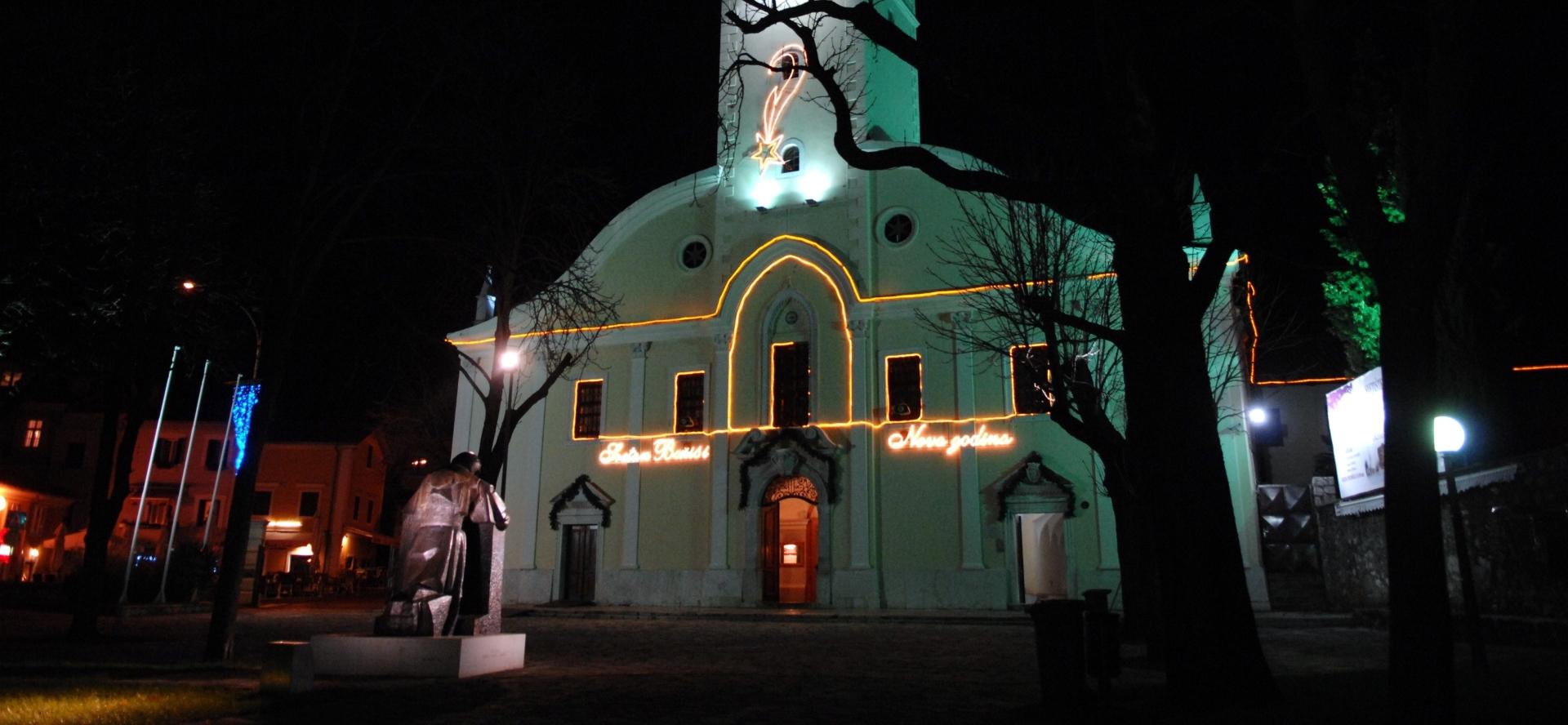 BOŽIĆ JE JUDI Tradicionalni koncert Hrvatske glazbene unije PGŽ – Podružnice Rijeka