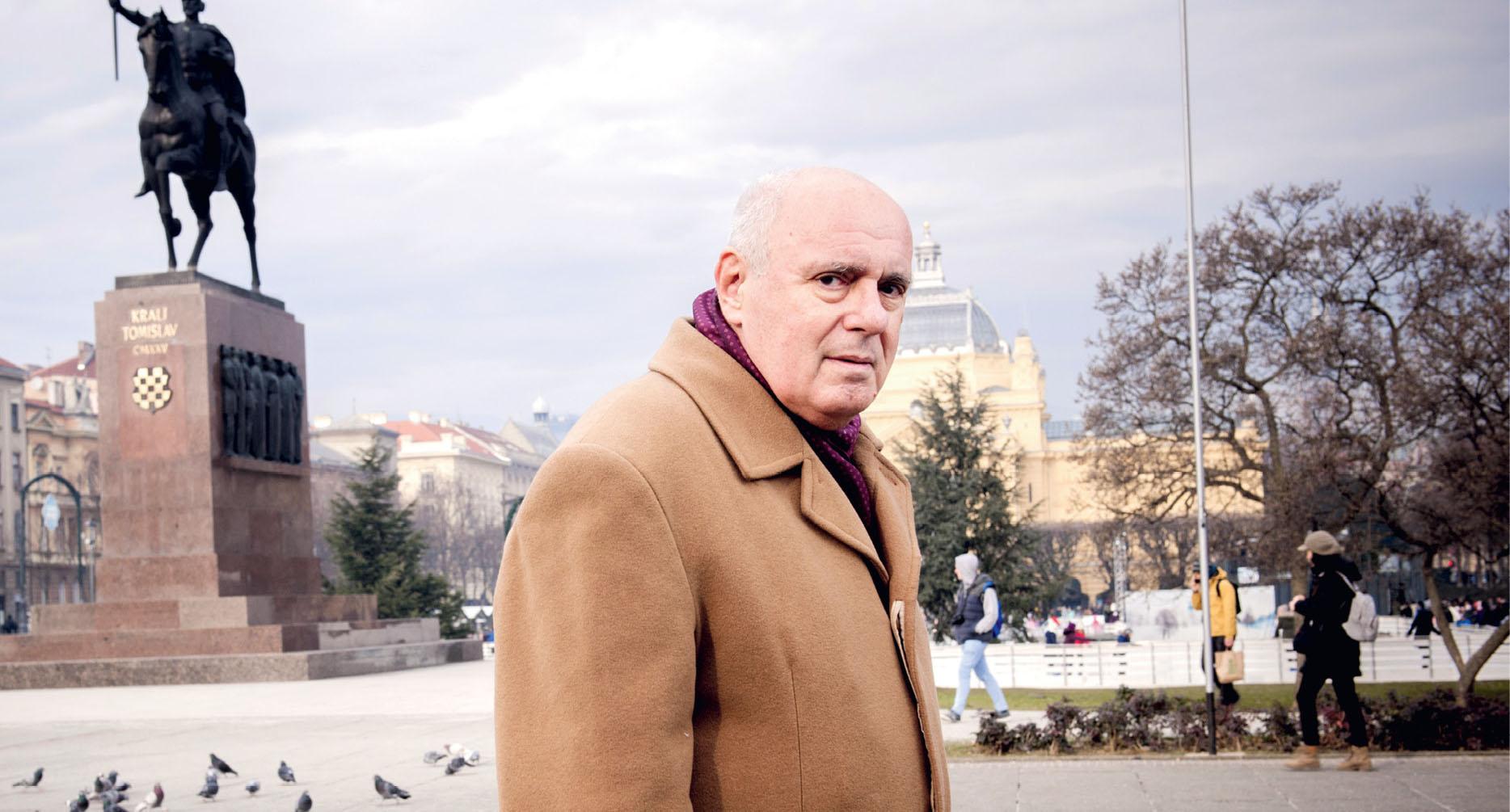 INTERVJU Puhovski: 'Moguće da je bilo razloga da SOA kontrolira Radeljića'