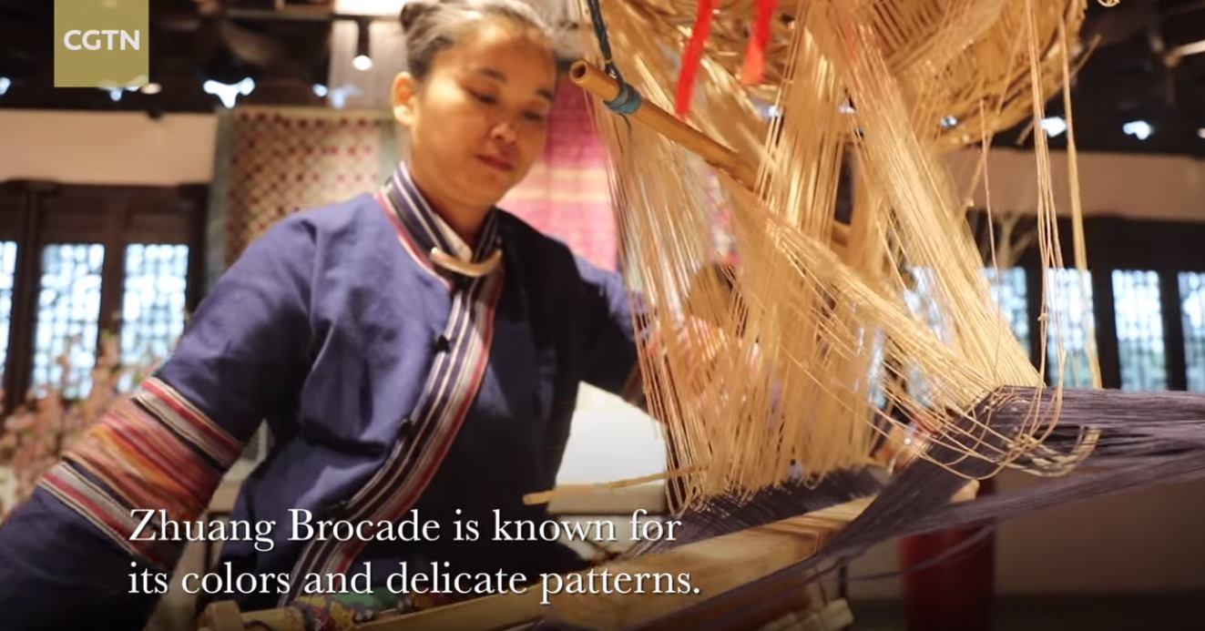 VIDEO: Zadivljujuće umijeće tkalačkih stanova