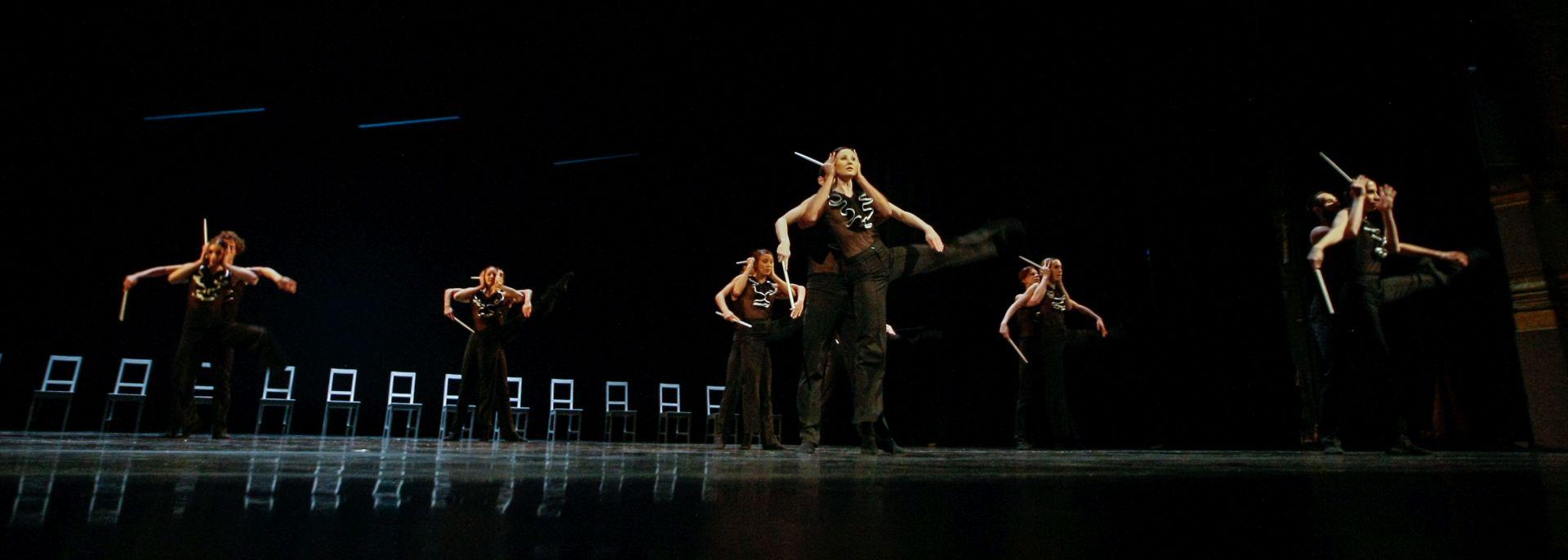 "Riječka premijera baleta ""Serenada & Allegro"" 7. prosinca"