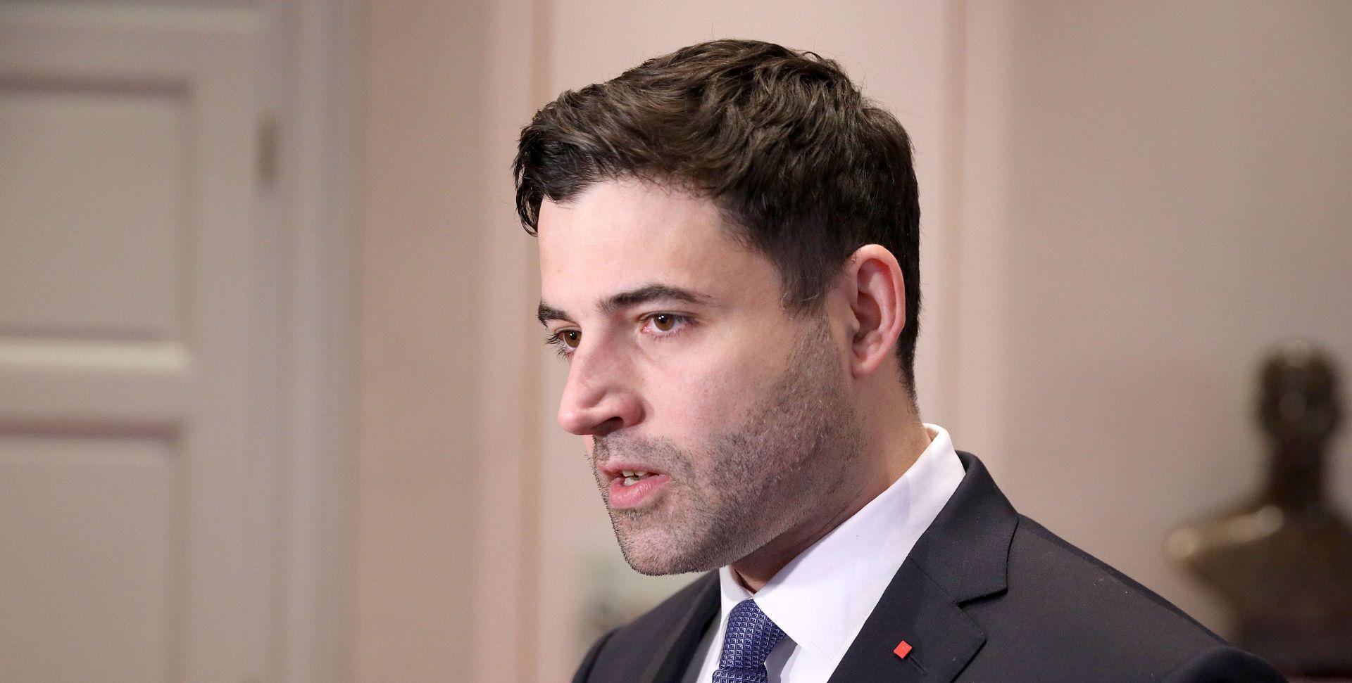 """BERNARDIĆ """"SDP je daleko najjača opozicijska stranka"""""""