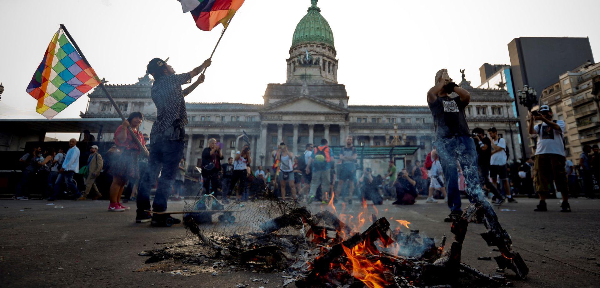 UZ PROSVJEDE G20 želi reformu WTO-a