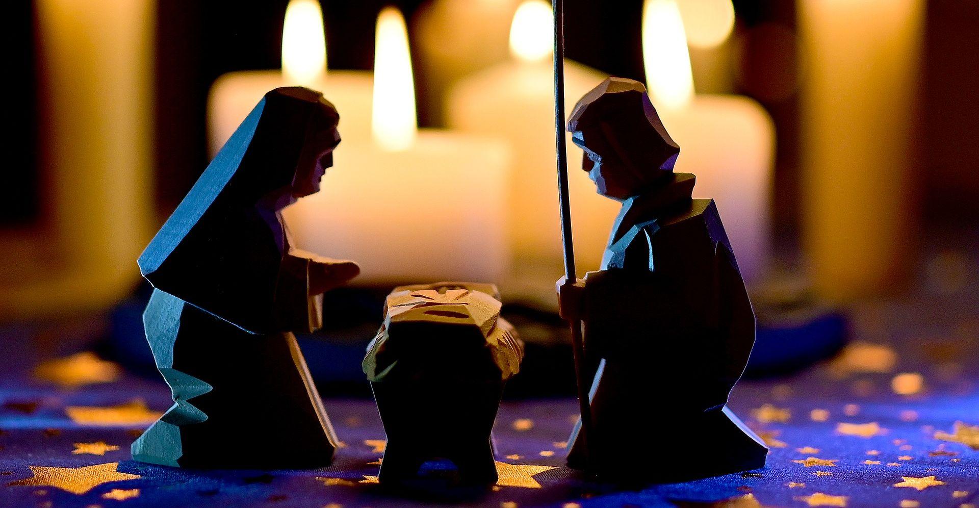 Blagdan je Božića, rođenja Isusa Krista