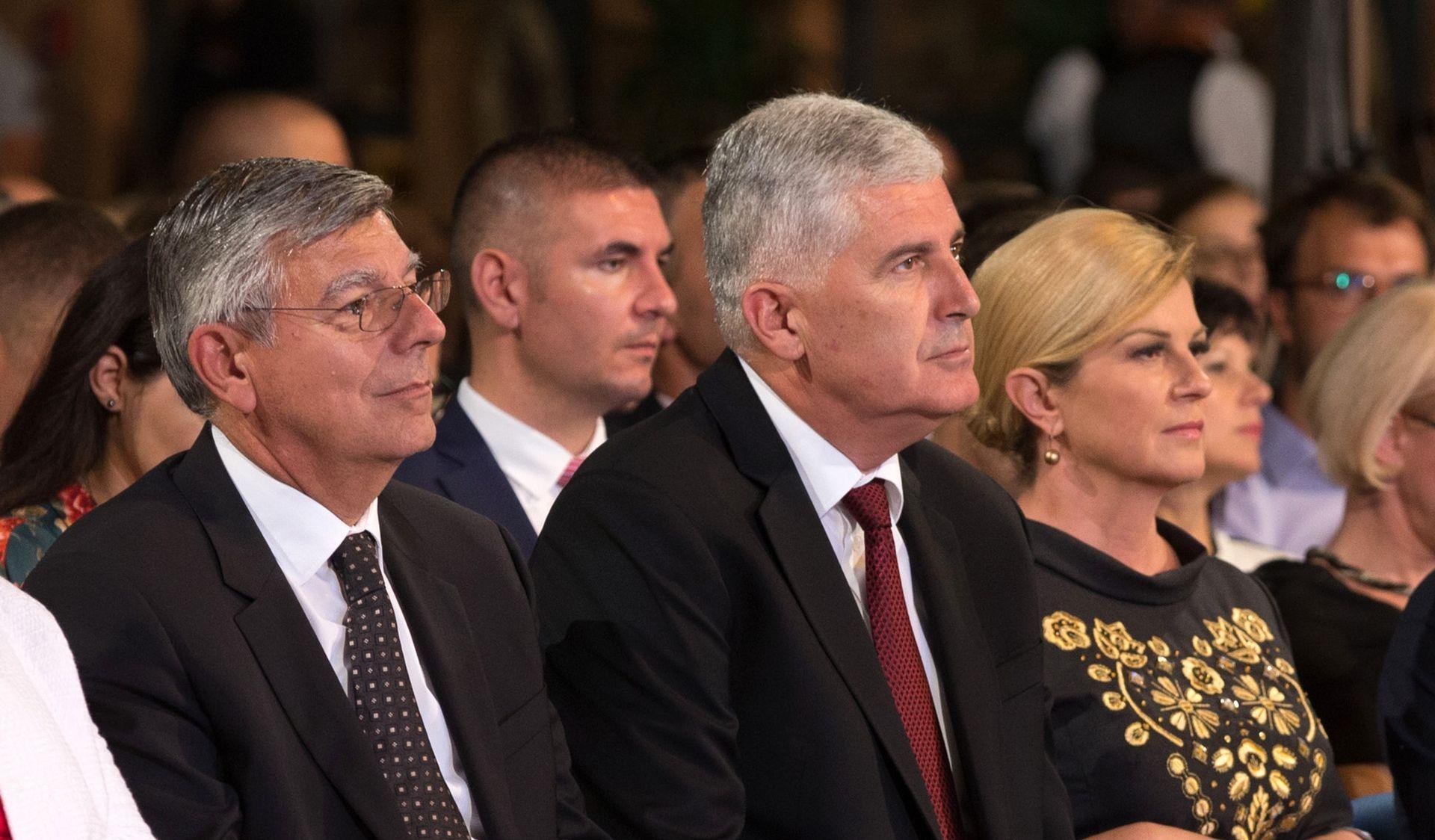 """ČOVIĆ """"Deklaracija Hrvatskog sabora značajna za Hrvate"""""""