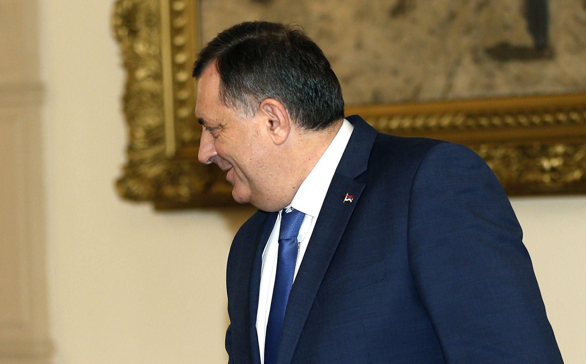 """SAD """"Sankcije Dodiku i RS-u se ne ukidaju"""""""