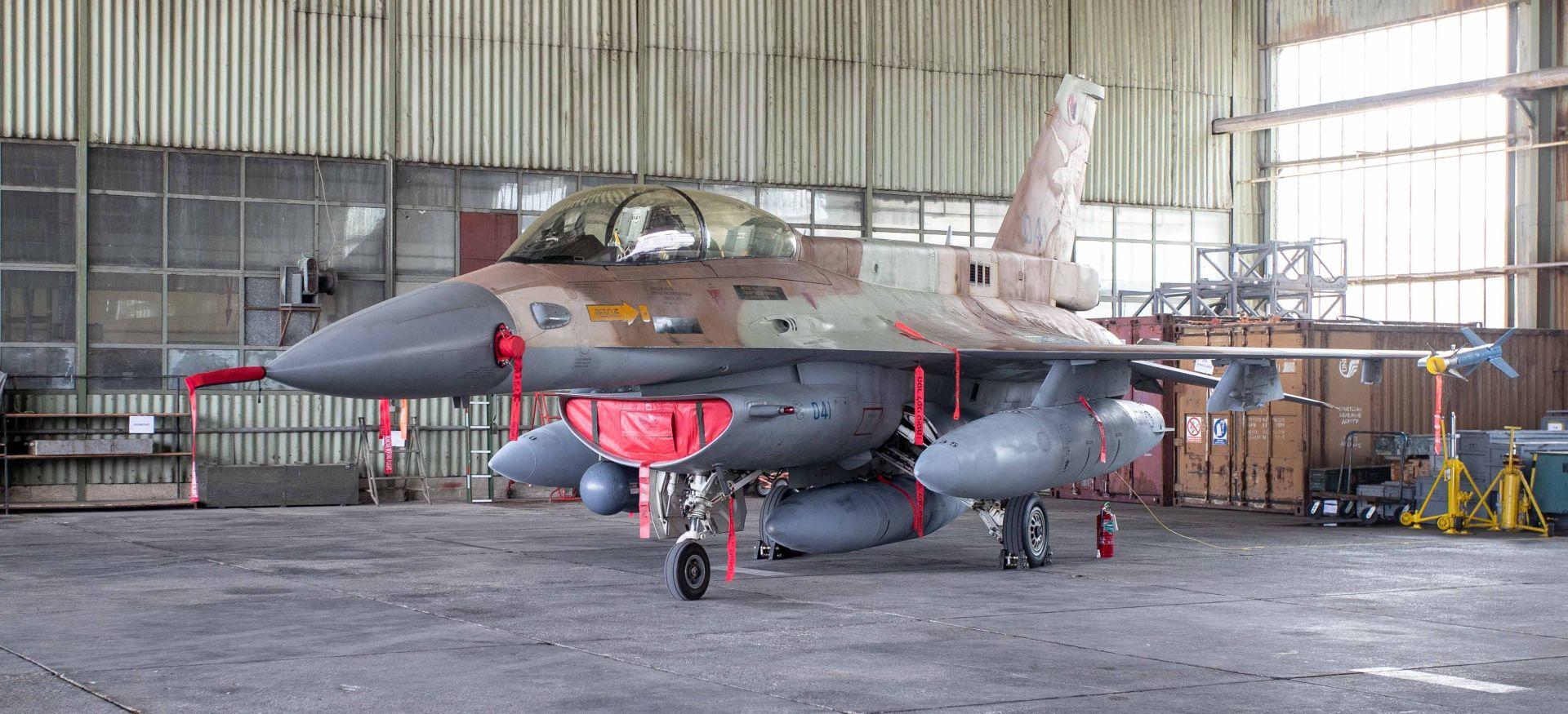 """TRETINJAK """"Hrvatska može od Izraela kupiti samo F-16 CD Barak"""""""