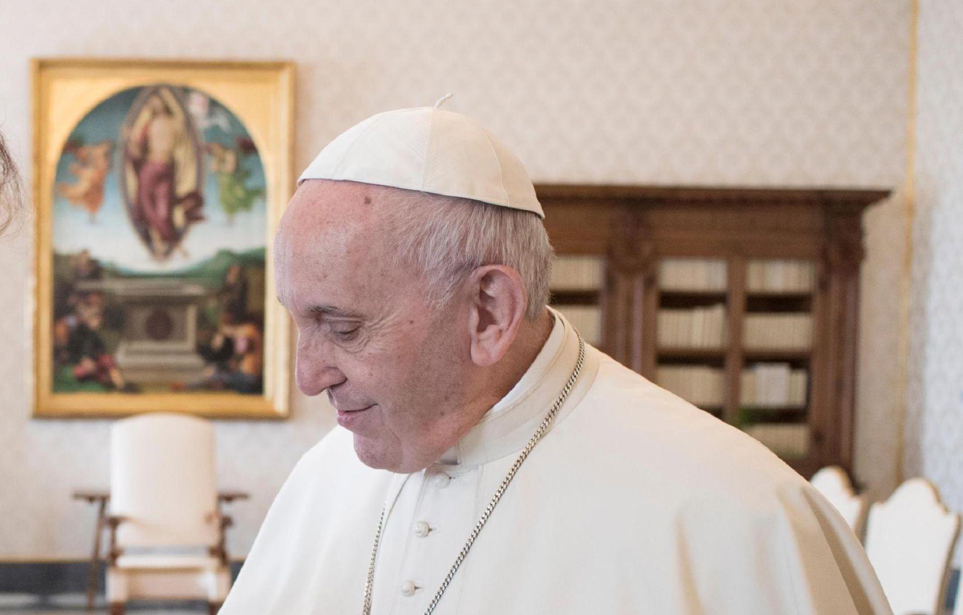 Papa Franjo slavi rođendan i kritizira Bin Salmana
