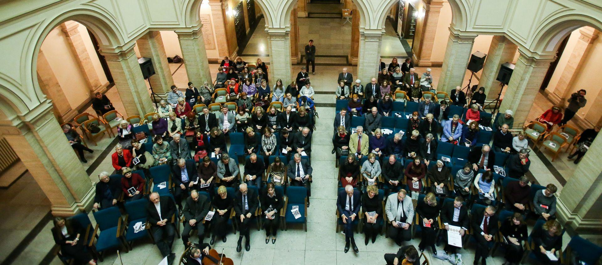 Znanstveni instituti protiv Zakona o znanosti