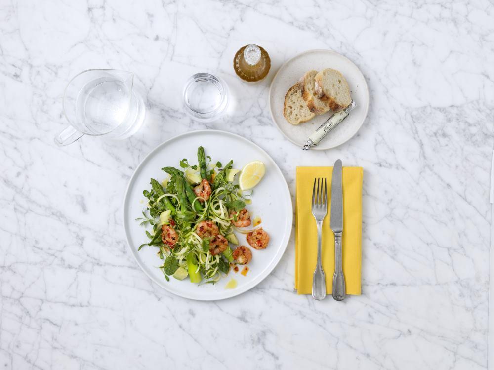 Linda Lundgren i brendTork otkrivaju tajne o usklađivanju hrane i boje ubrusa
