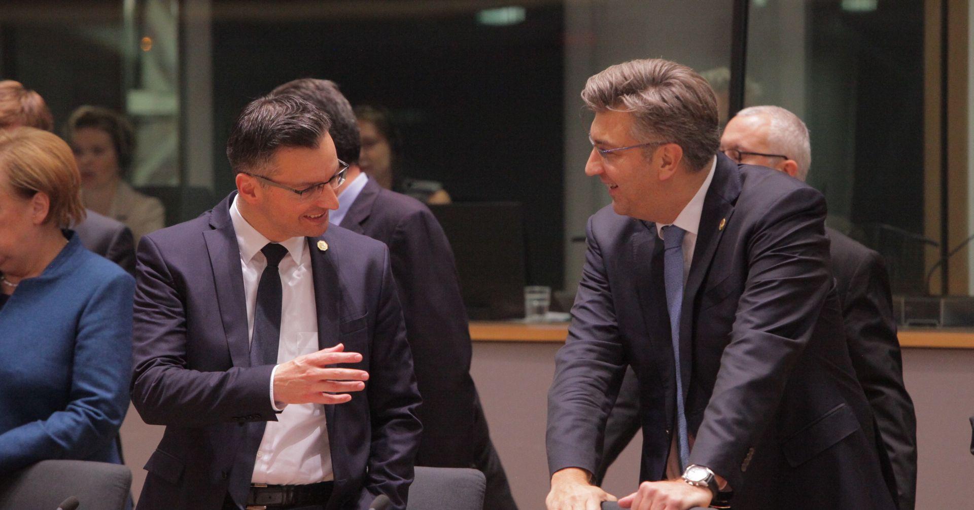"""""""Hrvatska traži da se odbaci slovenska tužba kao nedopuštena"""""""