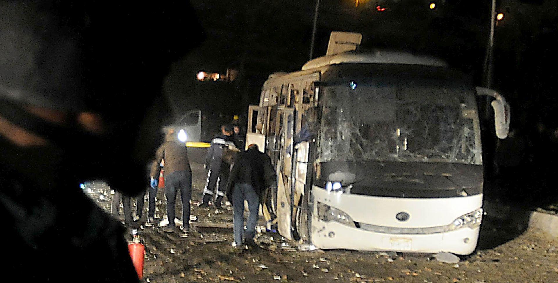 KAIRO Ubijena trojica vijetnamskih turista i vodič
