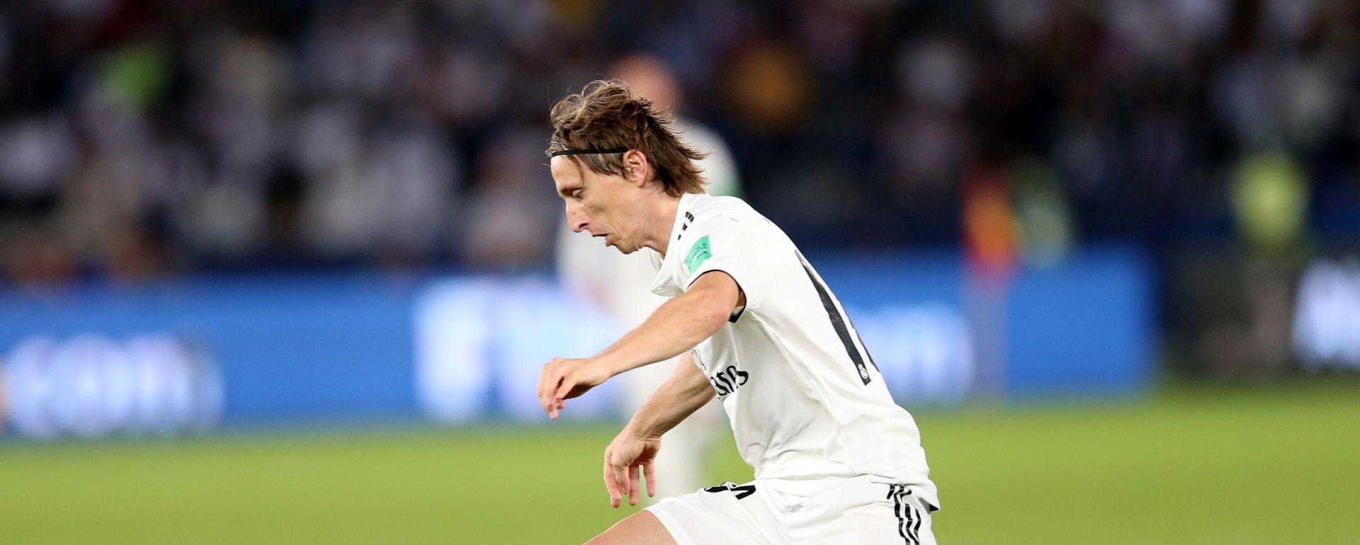 Modrić odbio ponudu Real Madrida o produženju ugovora