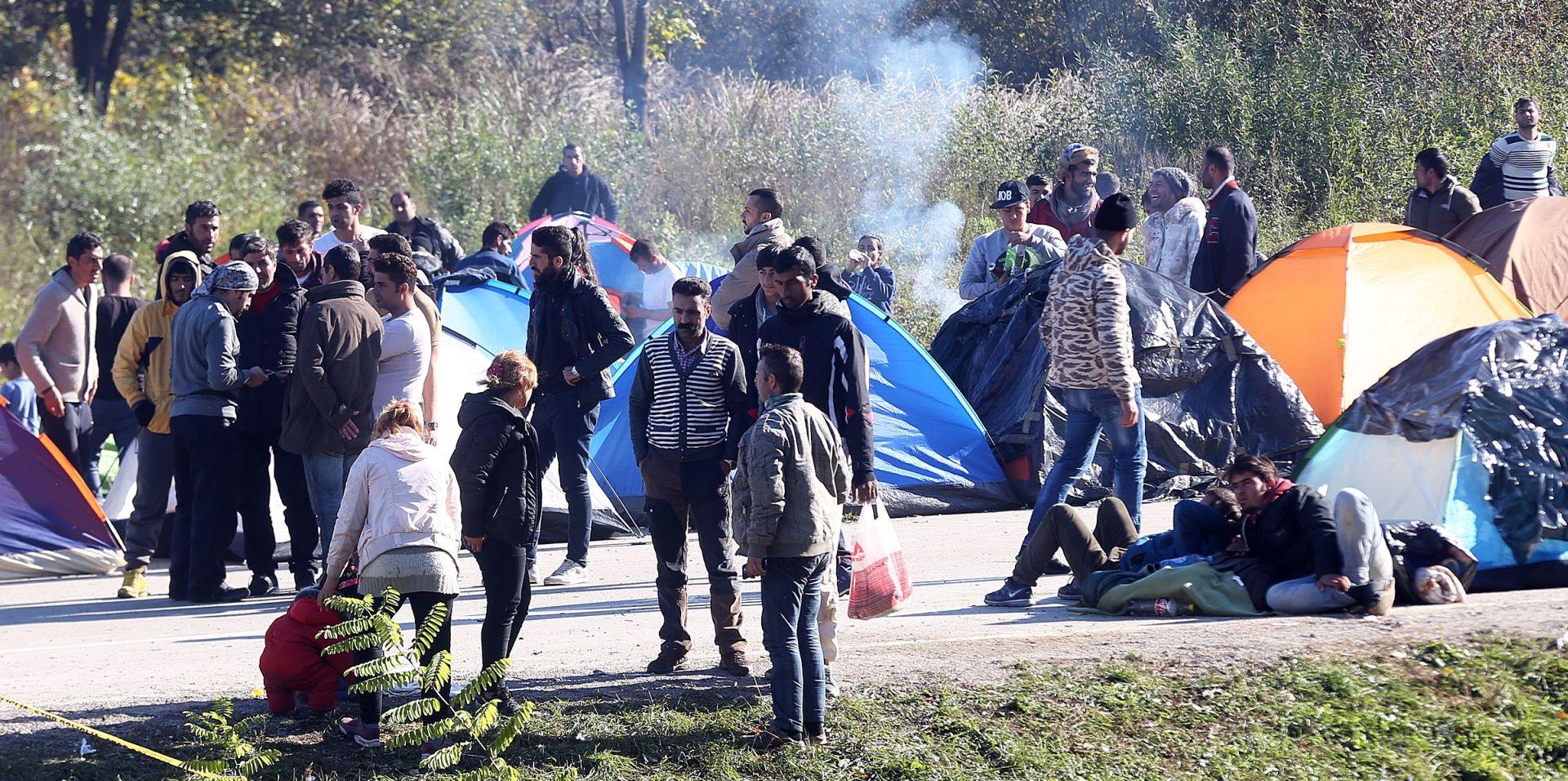 979 migranata zatražilo od Hrvatske međunarodnu zaštitu