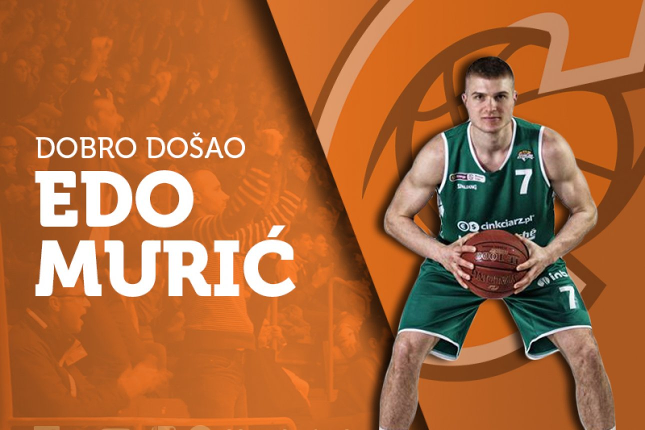 Slovenski reprezentativac Edo Murić pojačao Botinčane