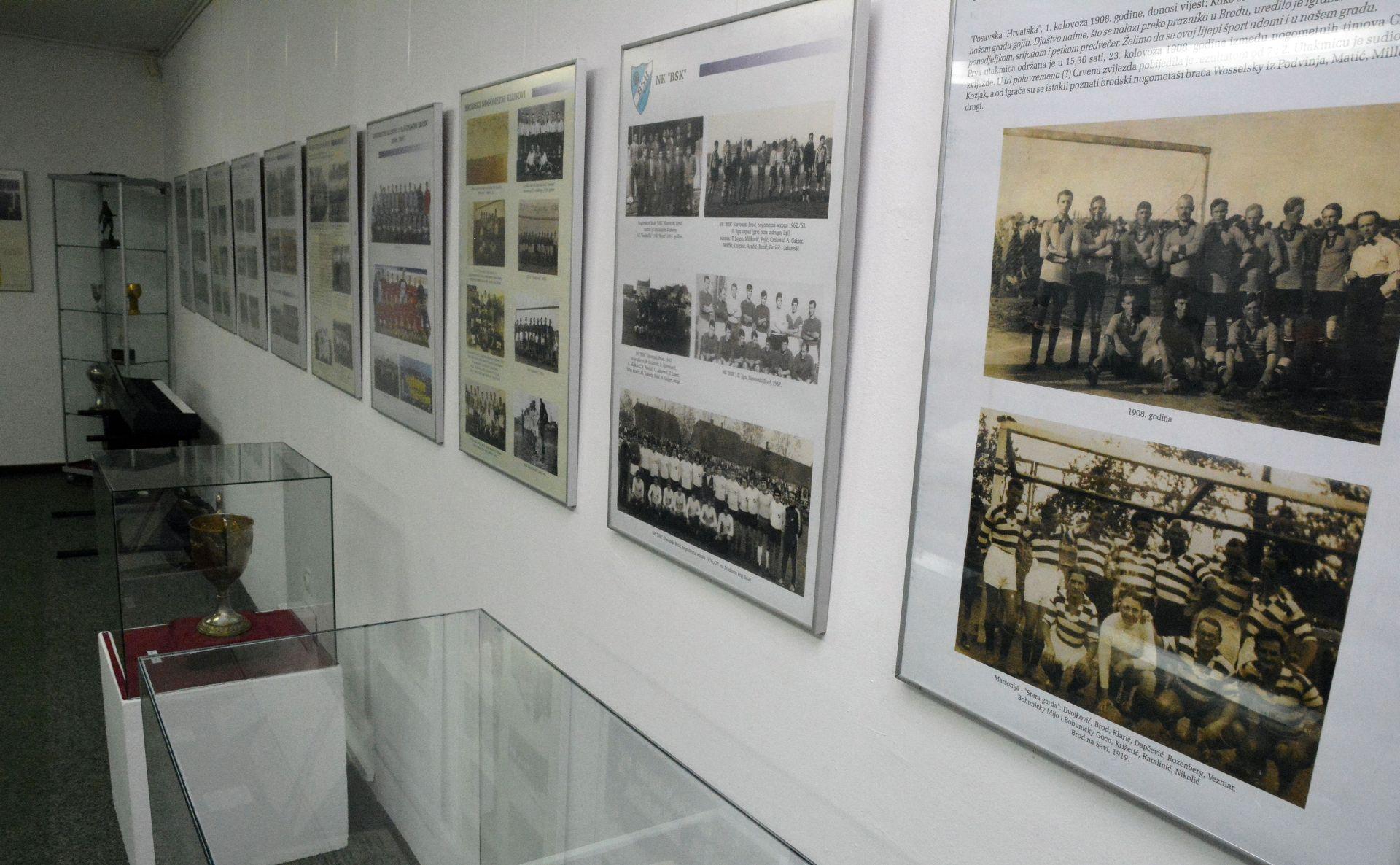 Hrvatskom športskom muzeju na uporabu poslovni prostor