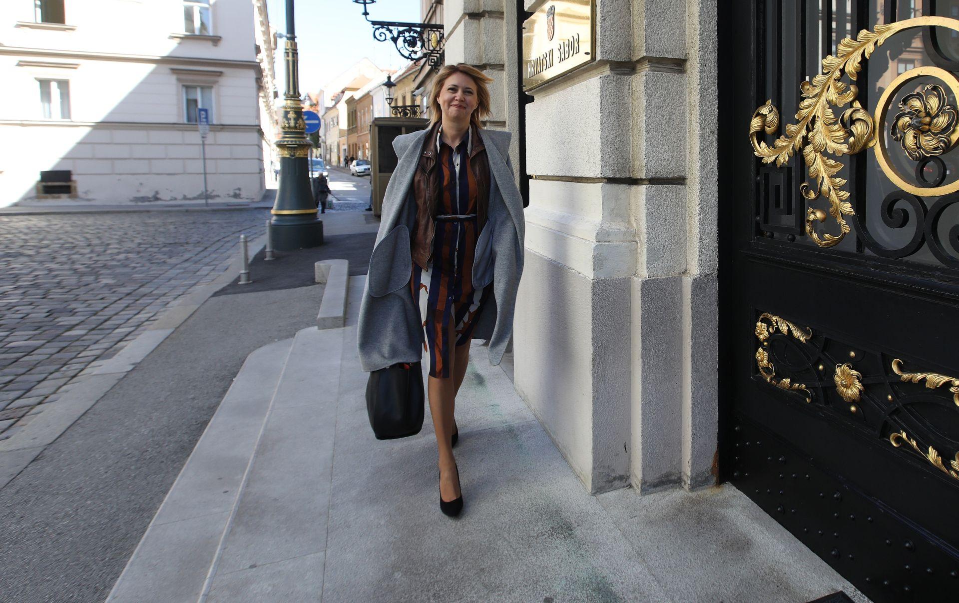 Jadranka Kosor o političkim dečkima Milanke Opačić