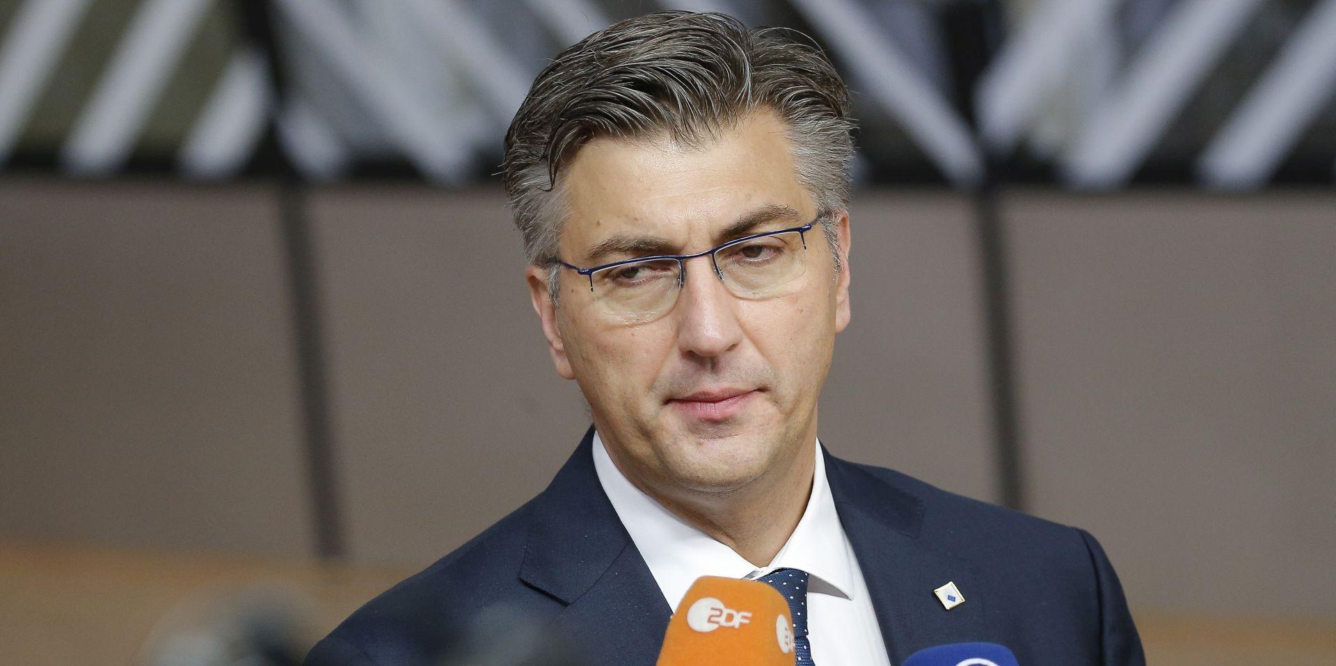 """PLENKOVIĆ """"Naše predsjedanje prilika za proširenje EU"""""""