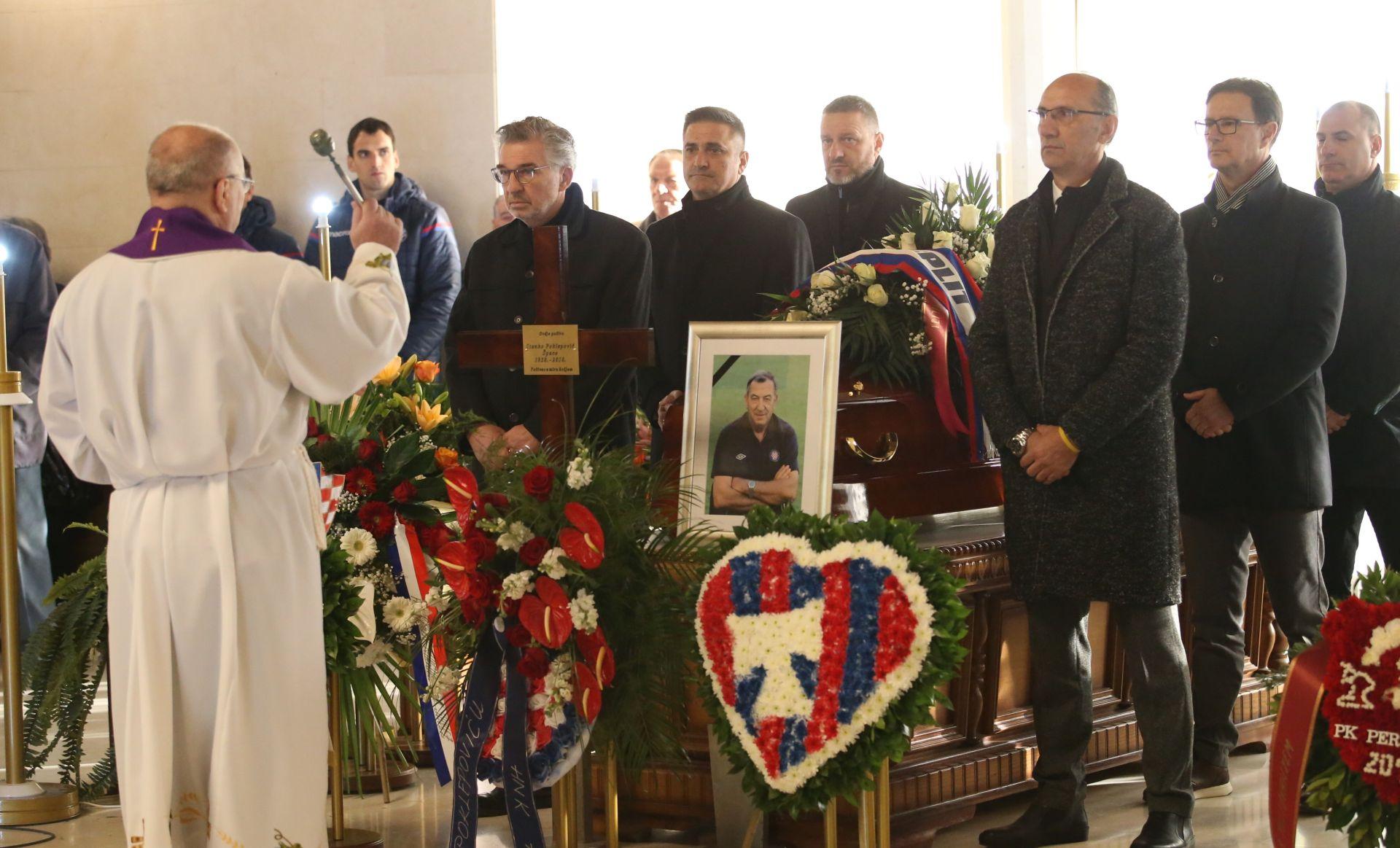 """Posljednji """"Adio"""" Stanku Špaci Poklepoviću"""