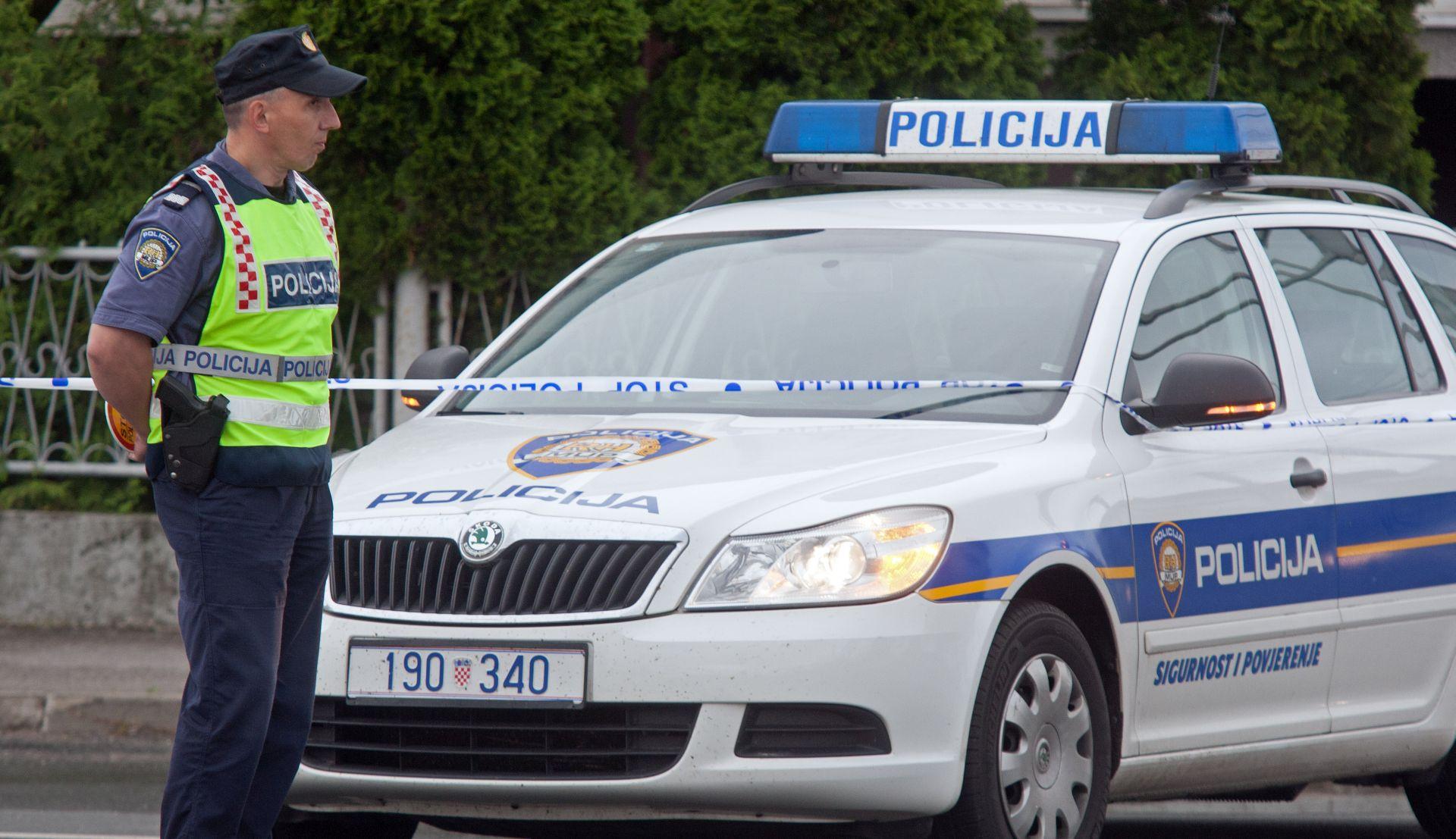 Šibenska policija uhvatila migrante