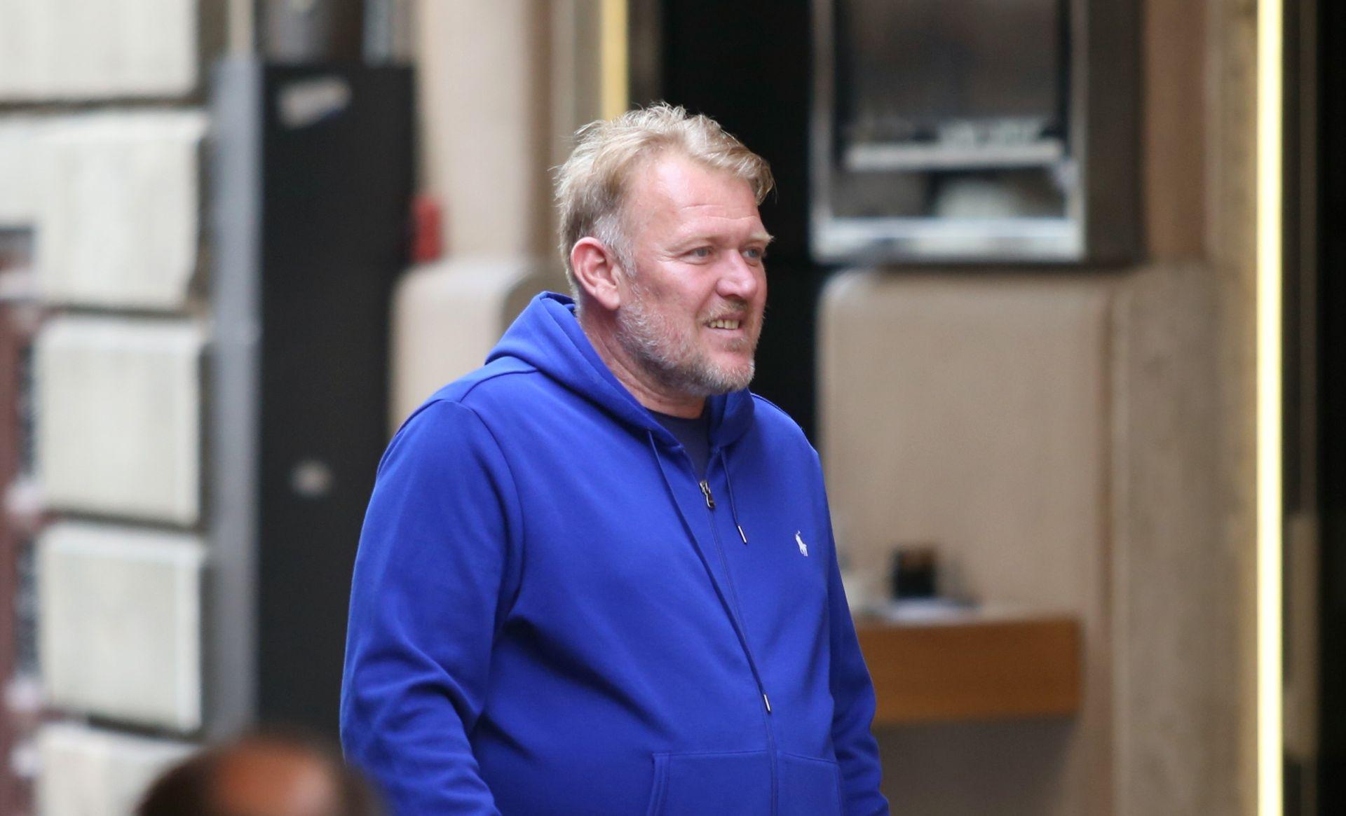 SARAJEVO Prosinečki pušten iz bolnice