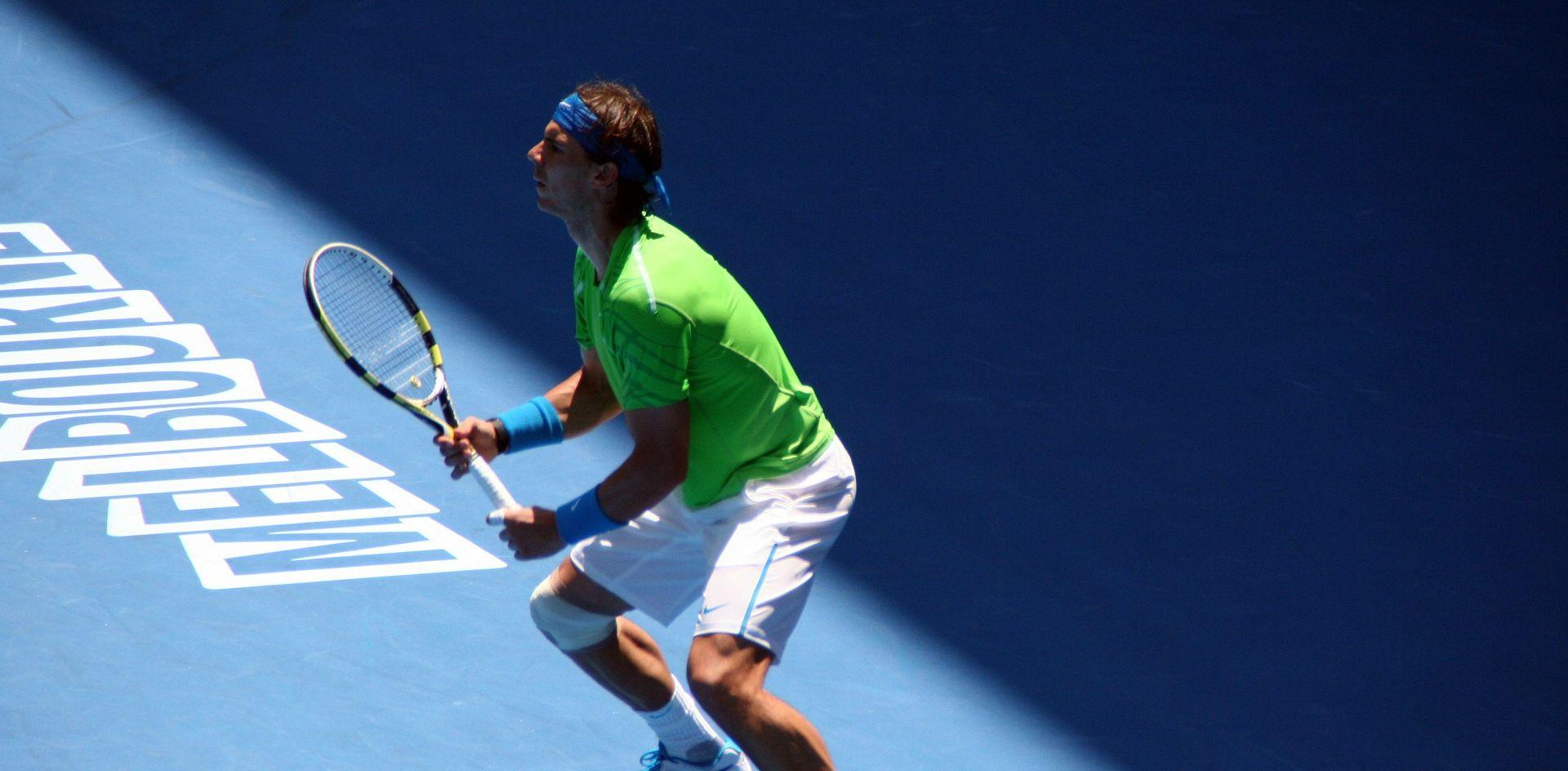 Nadal donirao milijun dolara