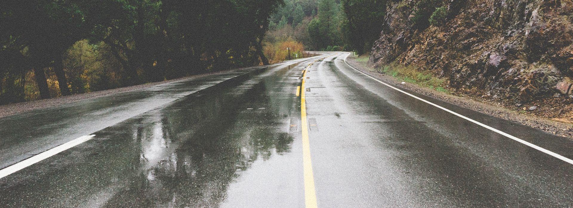 Kolnici vlažni i skliski, opreznije na A1 zbog jakih udara vjetra