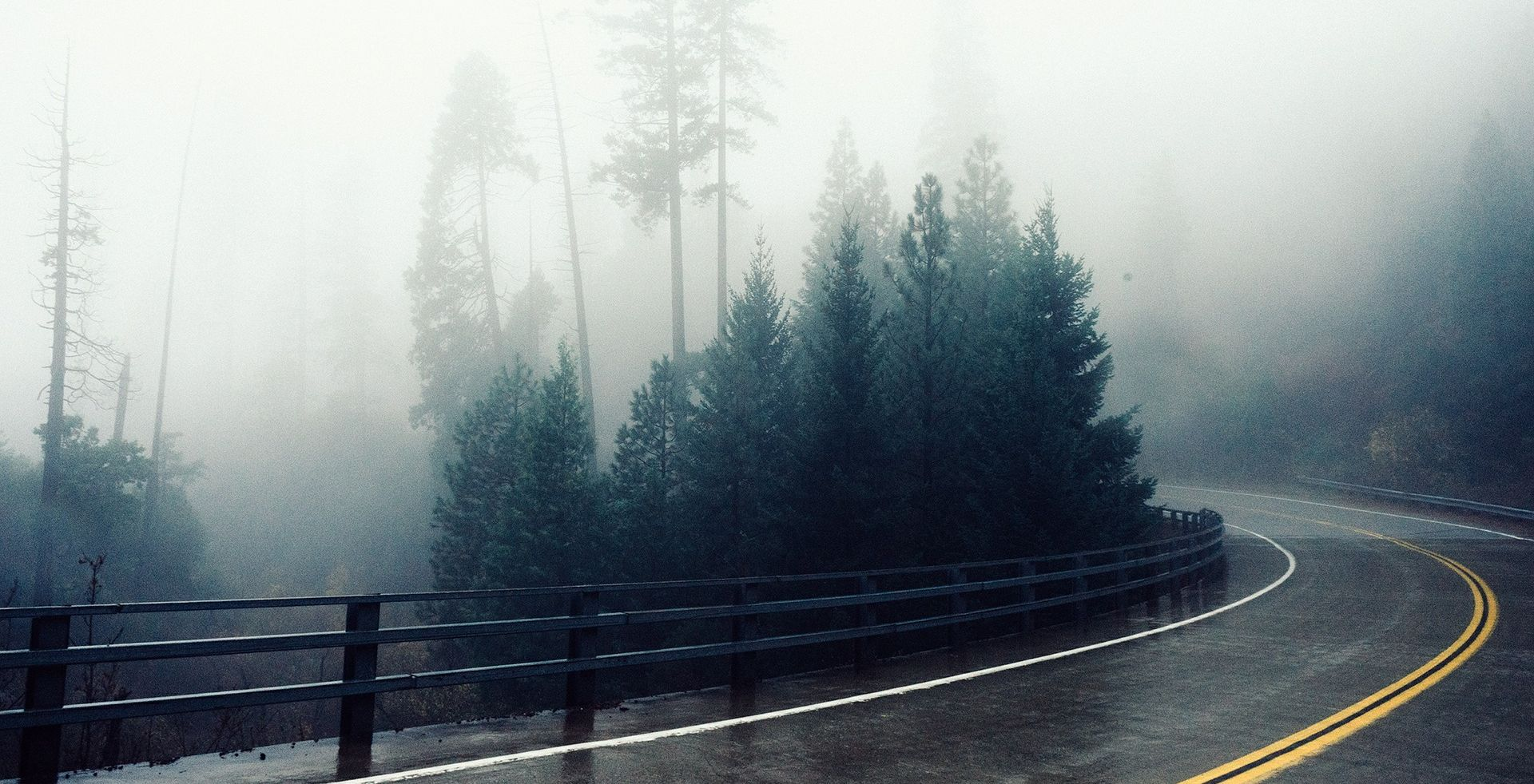 Magla smanjuje vidljivost, kolnici mjestimice skliski