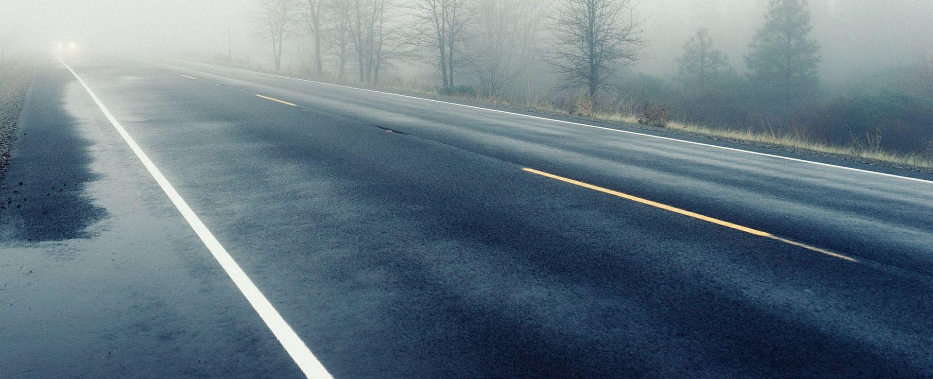 HAK upozorava na skliske kolnike i maglu